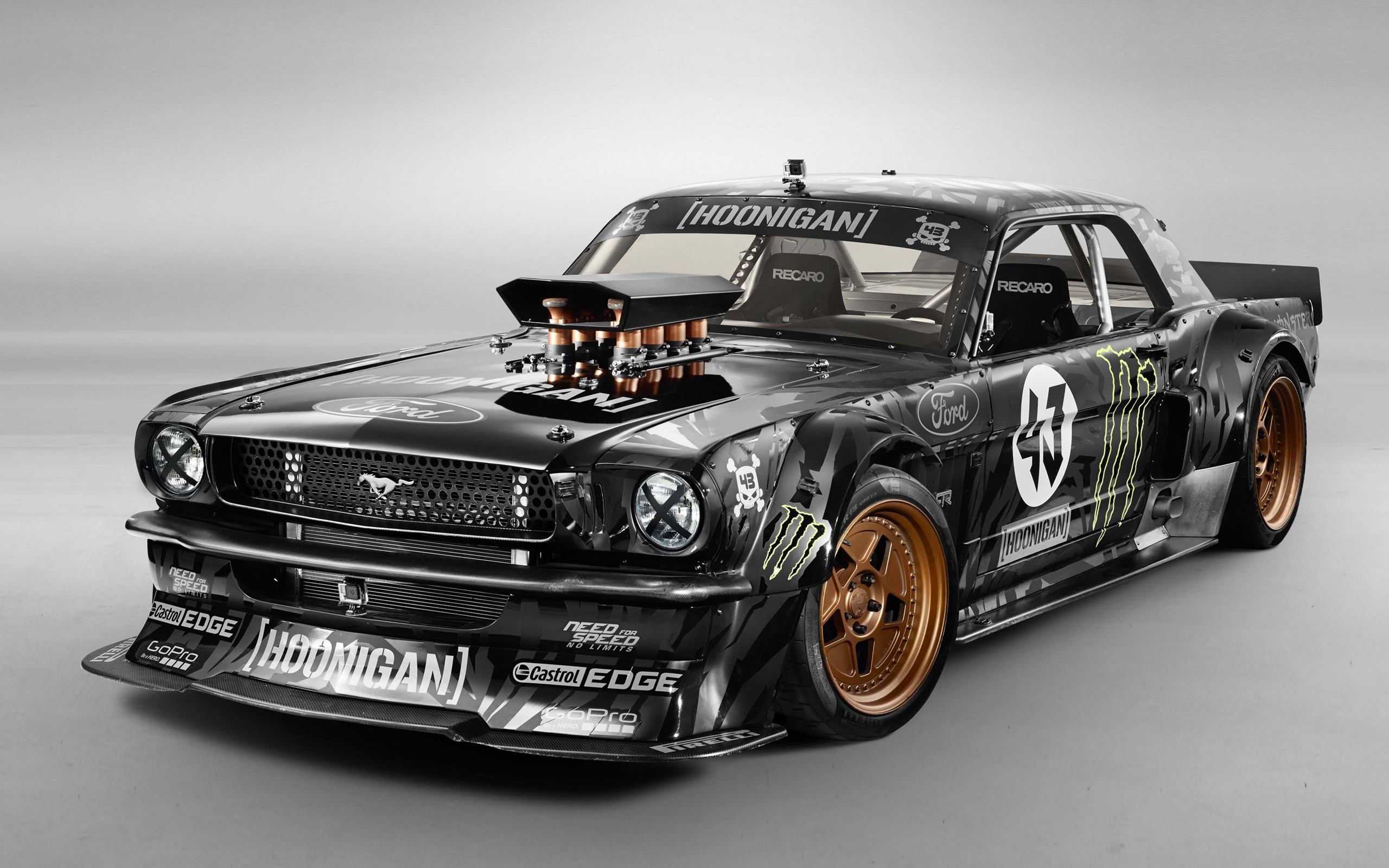 1965 ken block ford mustang hoonicorn rtr wallpaper hd car wallpapers id 4928. Black Bedroom Furniture Sets. Home Design Ideas