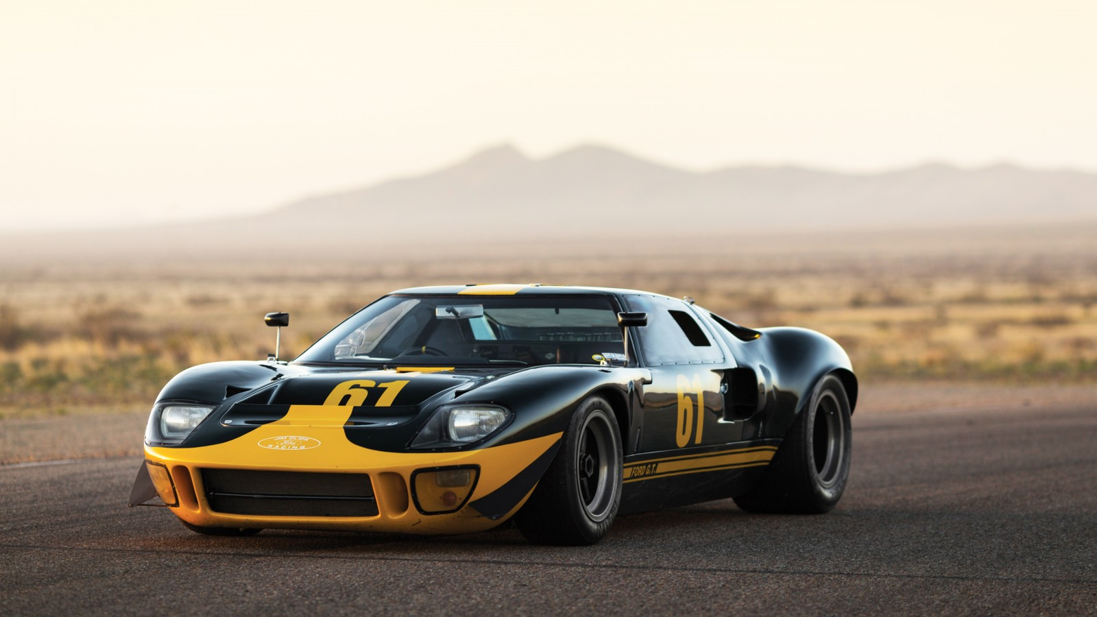 Mustang Mach 2 >> 1966 Ford GT40 4K Wallpaper | HD Car Wallpapers | ID #6794