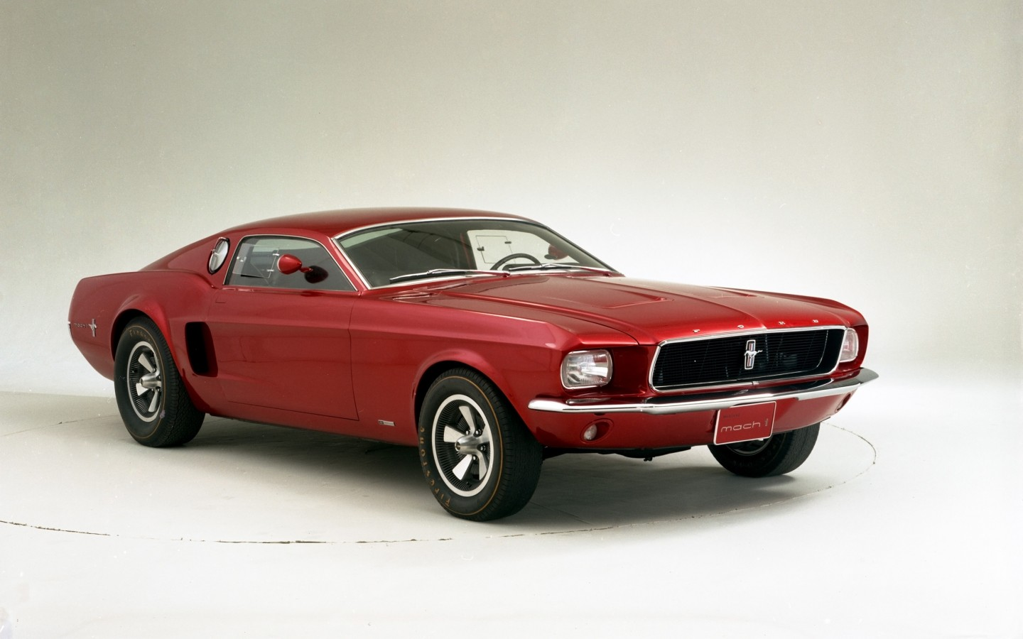 1966 ford mustang mach i concept wallpaper hd car. Black Bedroom Furniture Sets. Home Design Ideas