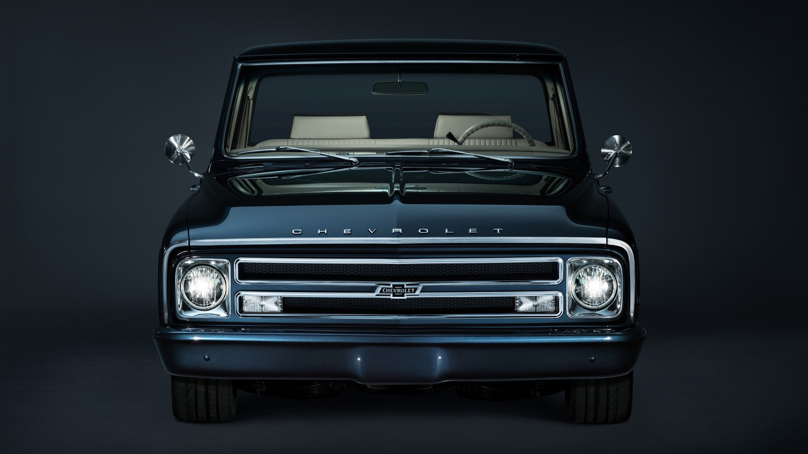 1967 Chevrolet C10 Centennial Sema Truck Wallpaper Hd