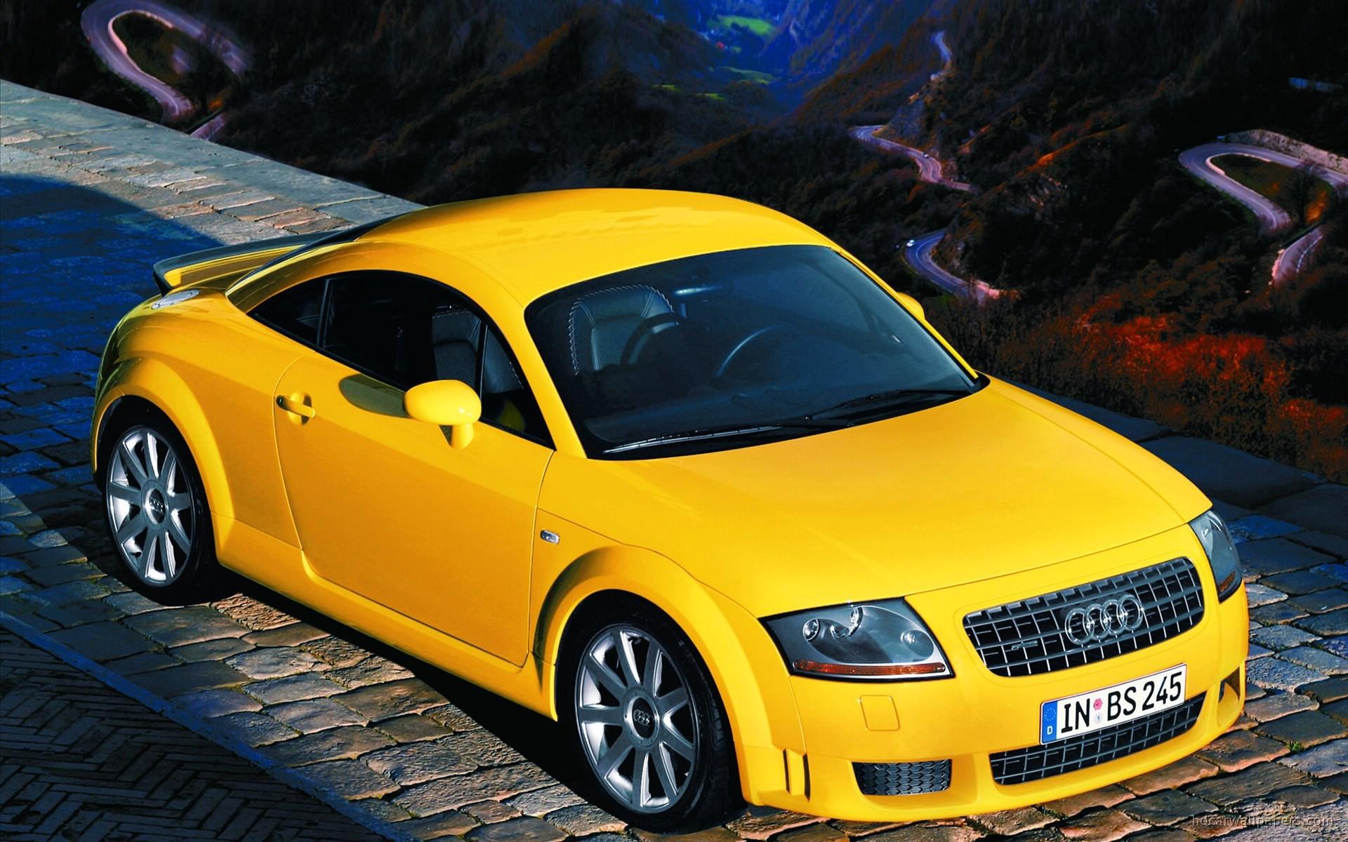 2004 Audi TT Wallpaper | HD Car Wallpapers | ID #1803