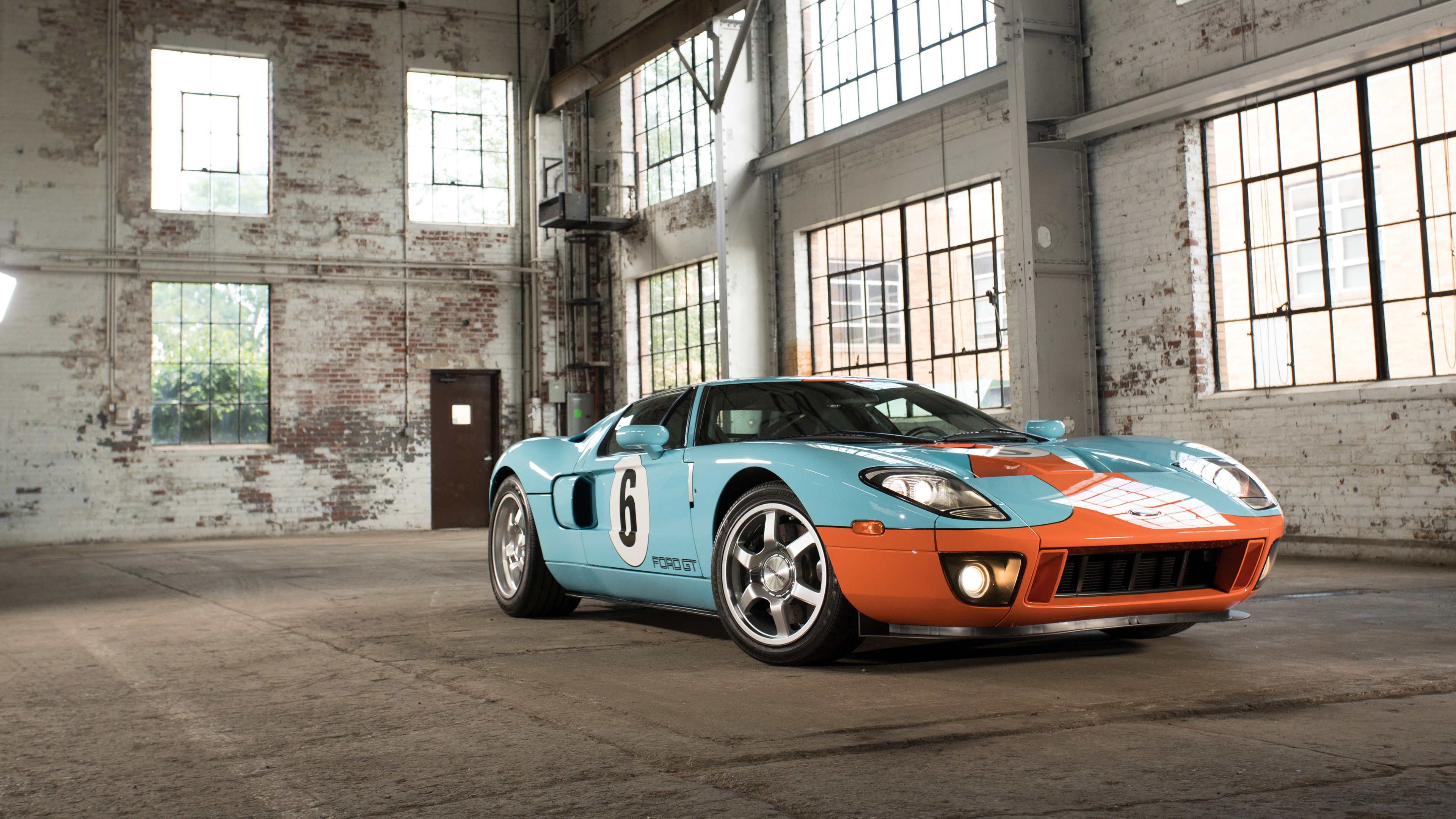 Ford Gt Heritage Edition X