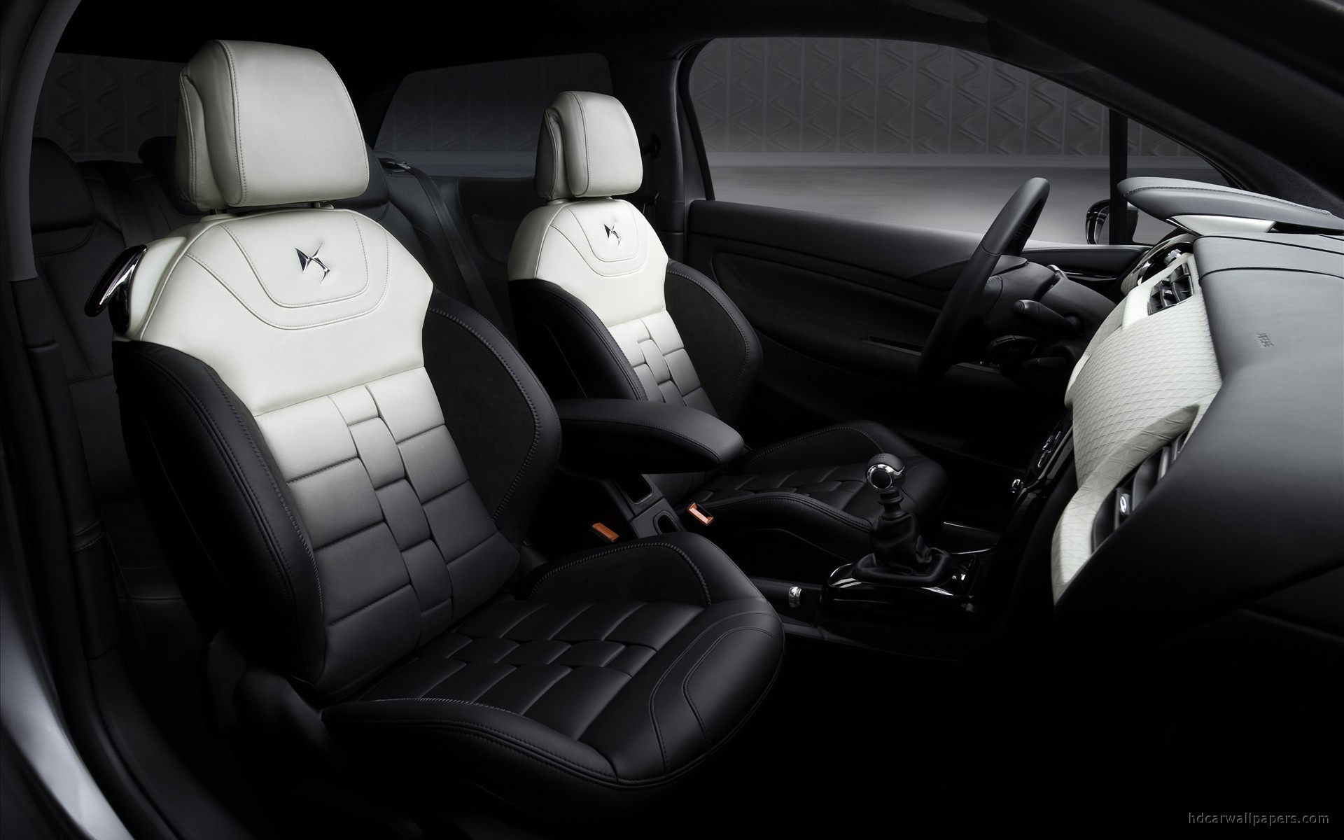 2009 Citroen Ds Inside Concept Interior Wallpaper Hd Car