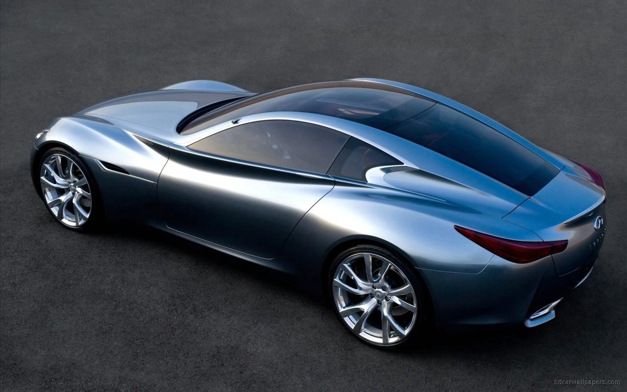 2009 Infiniti Essence Concept 2 Wallpaper | HD Car ...