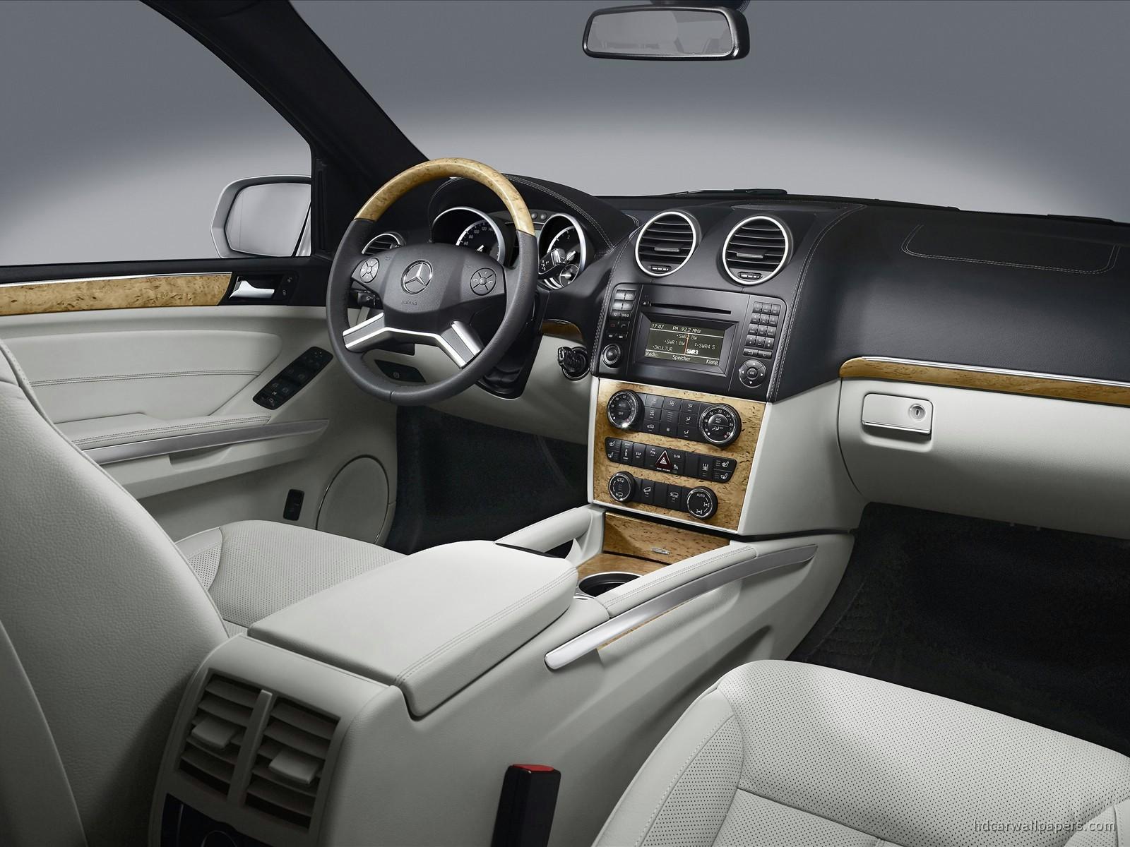 2009 Mercedes Benz SUV Interior Wallpaper   HD Car ...