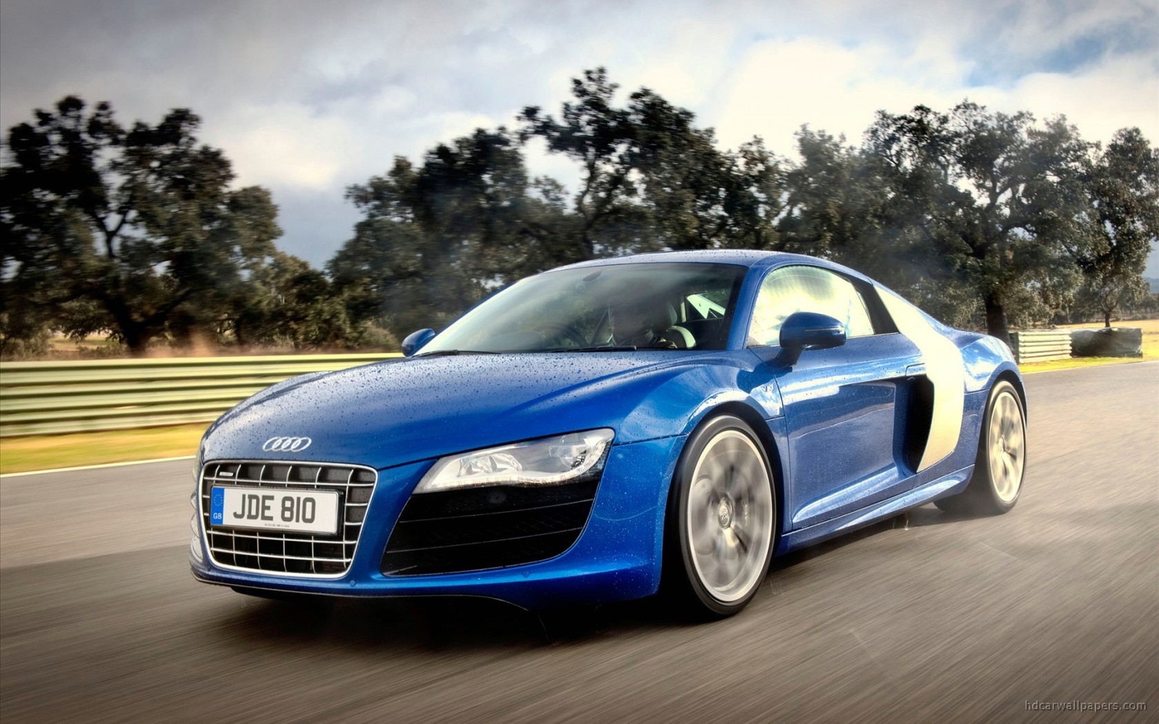 2010 Audi R8 5 2 Fsi Quattro 3 Wallpaper In 1680x1050