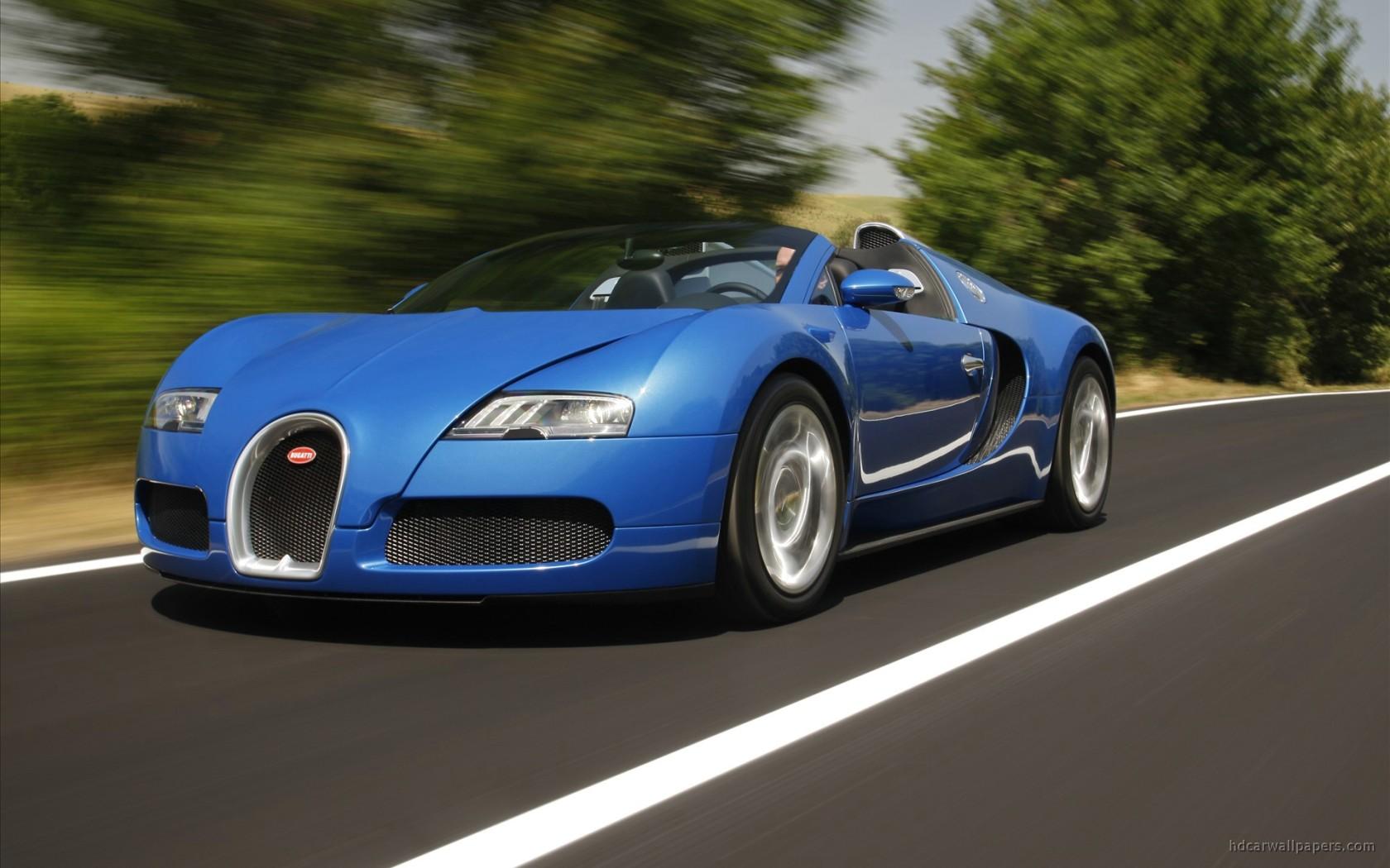 Bugatti Veyron Grand Sport Hd Wallpaper: 2010 Bugatti Veyron Grand Sport Rome Wallpaper