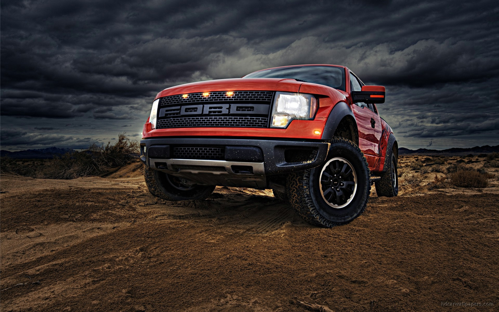 wallpaper ford raptor - photo #15