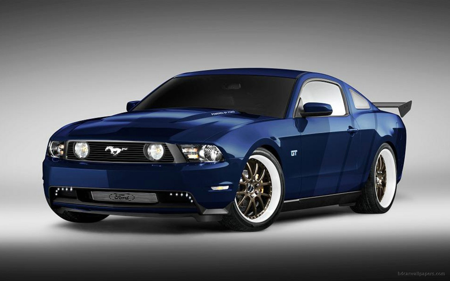 2010 ford mustang at sema 2009 wallpaper hd car wallpapers id 687. Black Bedroom Furniture Sets. Home Design Ideas