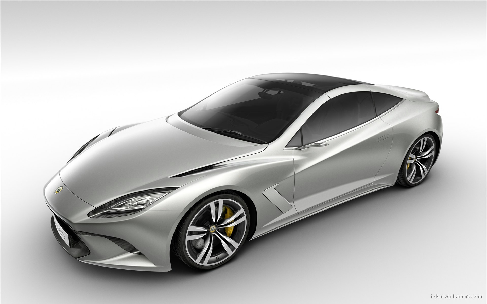 Elite Motor Cars: 2010 Lotus Elite Concept Wallpaper