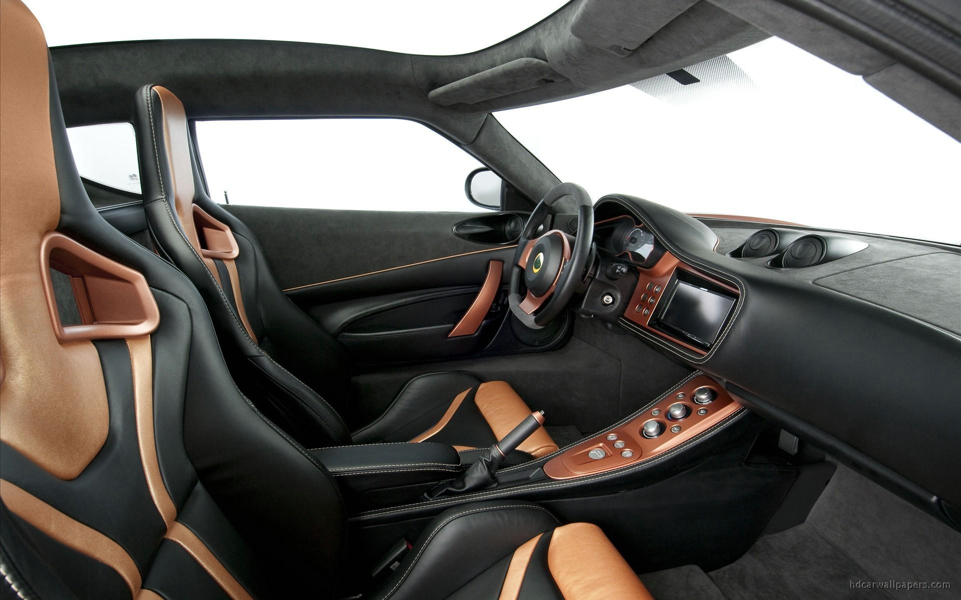 Lotus Evora E Hybrid Interior Wallpaper HD Car Wallpapers