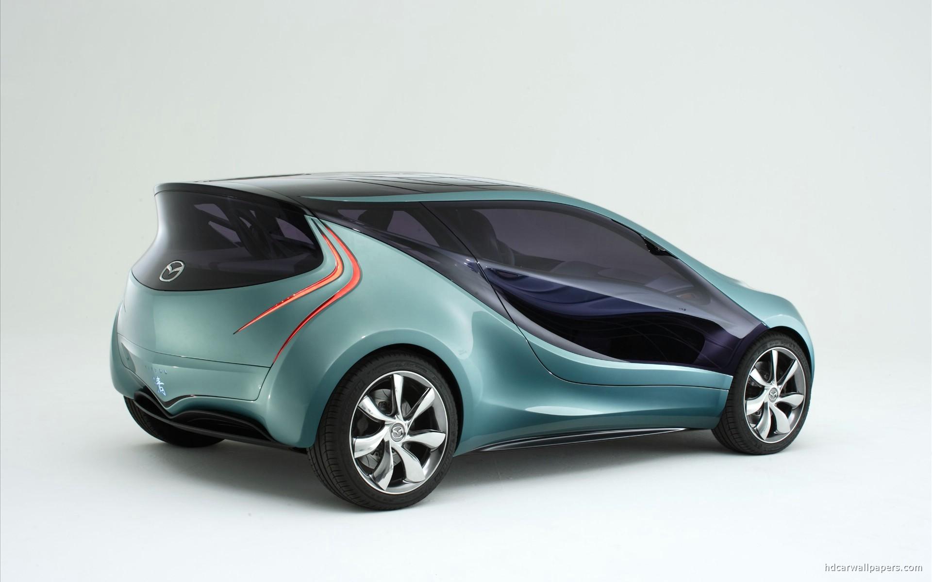2010 mazda sky concept 2 wallpaper hd car wallpapers. Black Bedroom Furniture Sets. Home Design Ideas