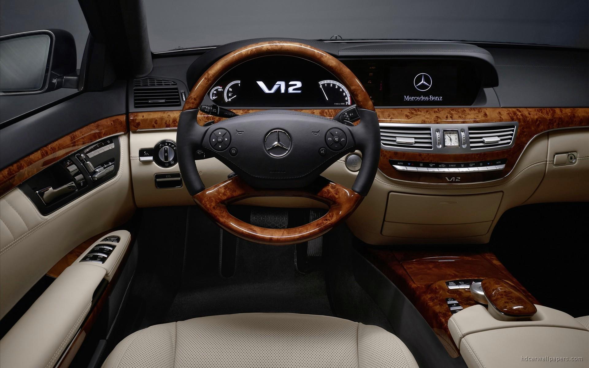 2010 Mercedes Benz S Class Interior Wallpaper | HD Car ...