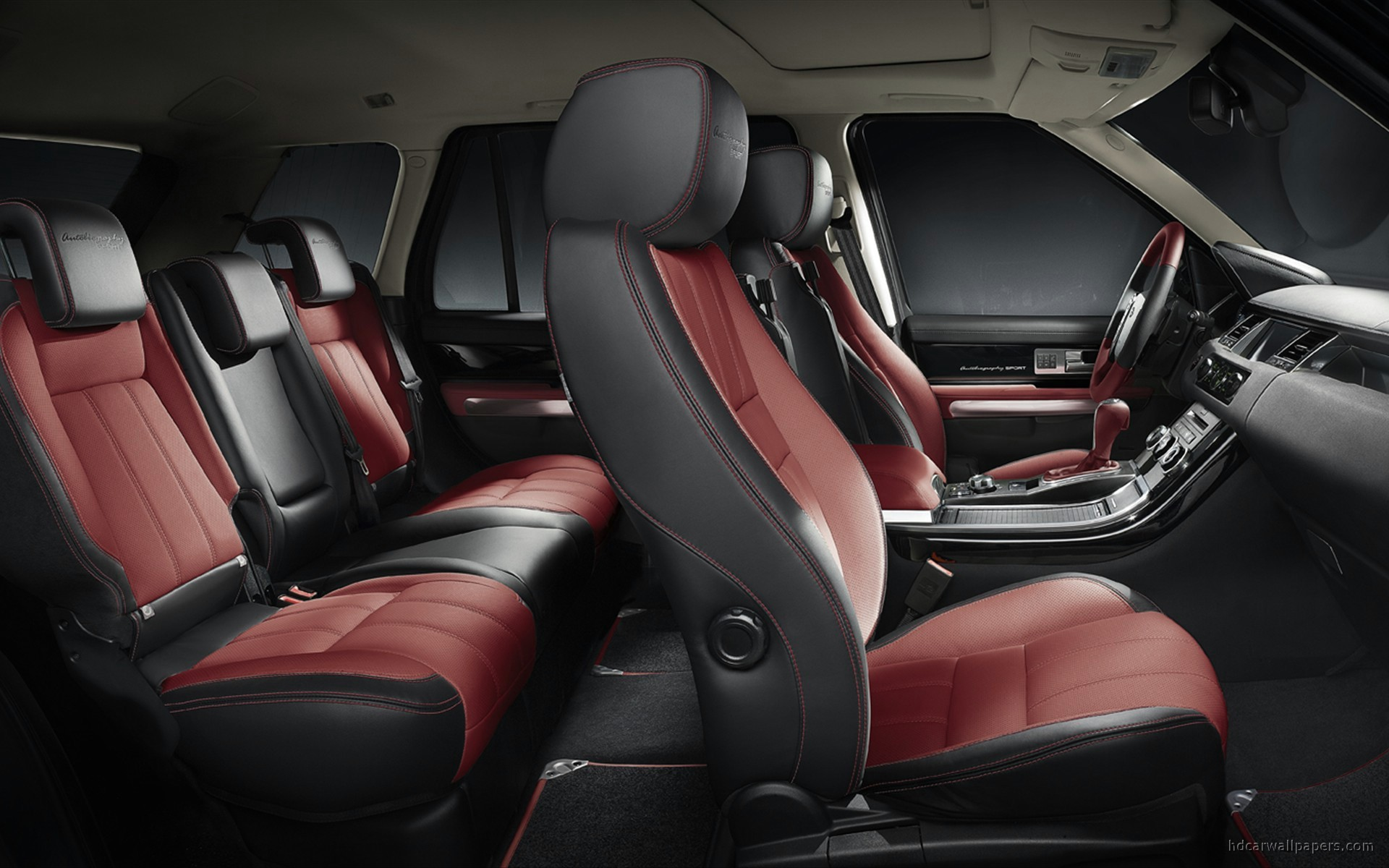 2010 Range Rover Sport Interior Wallpaper Hd Car