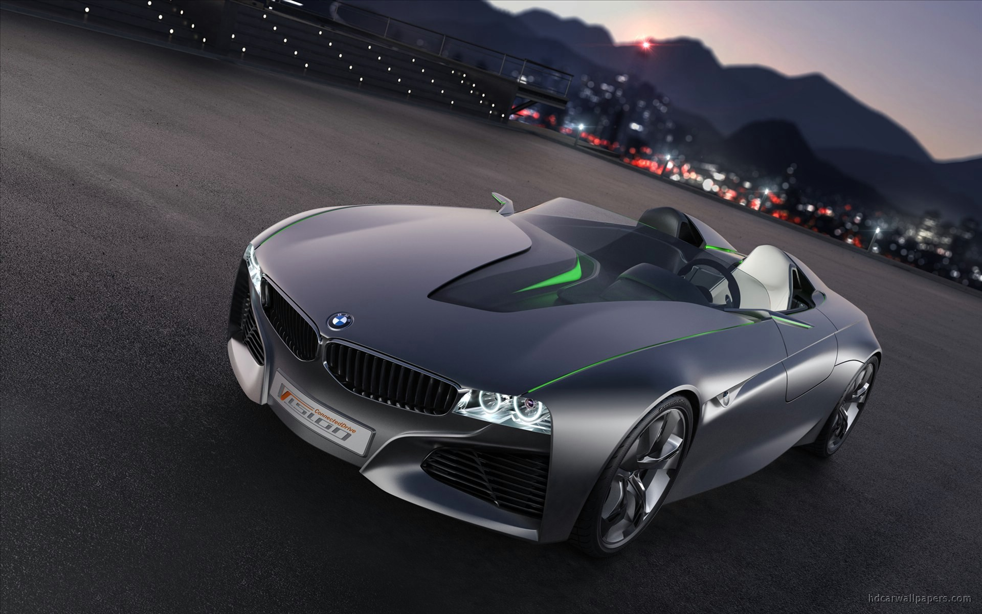 2011 Bmw Vision Connected Drive Concept Wallpaper Hd Car