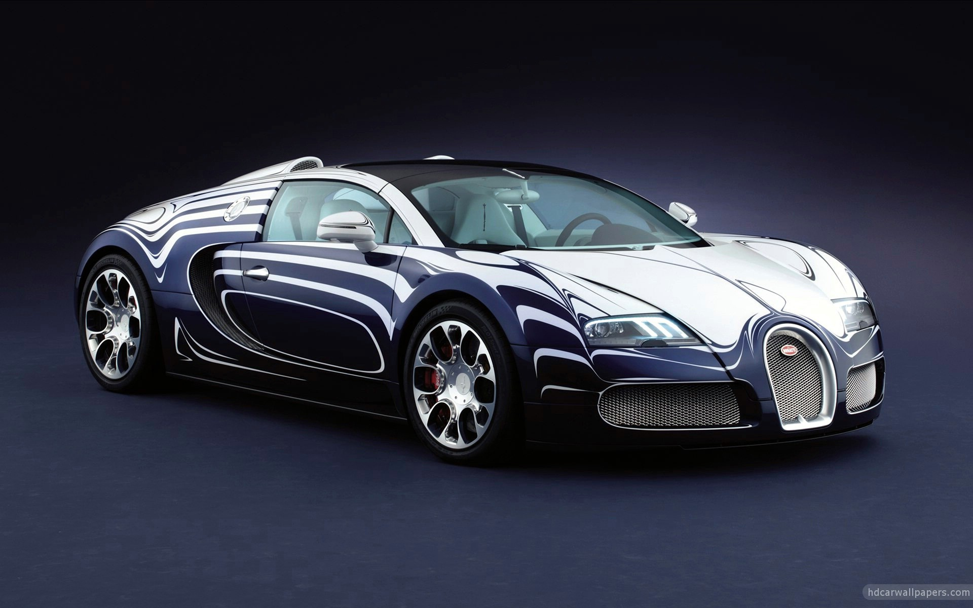 Wallpaper Bugatti Veyron Grand Sport: 2011 Bugatti Veyron Grand Sport Wallpaper