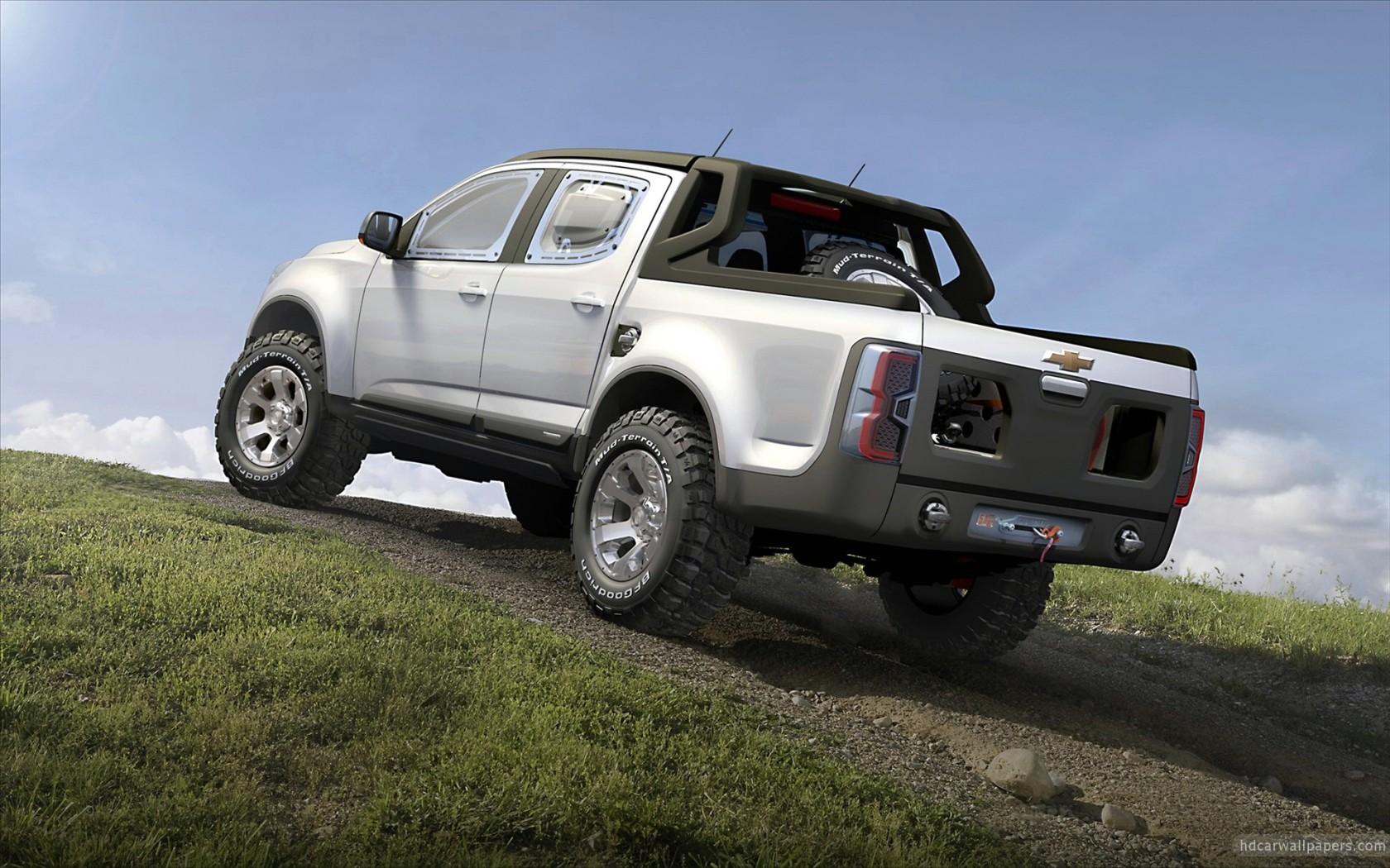 2011 Chevrolet Colorado Rally Concept 2 Wallpaper   HD Car ...
