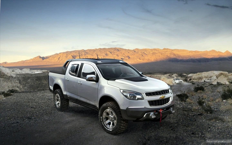 2011 chevrolet colorado rally concept 3 wide resolutions 1280 x 800 1440 x 900
