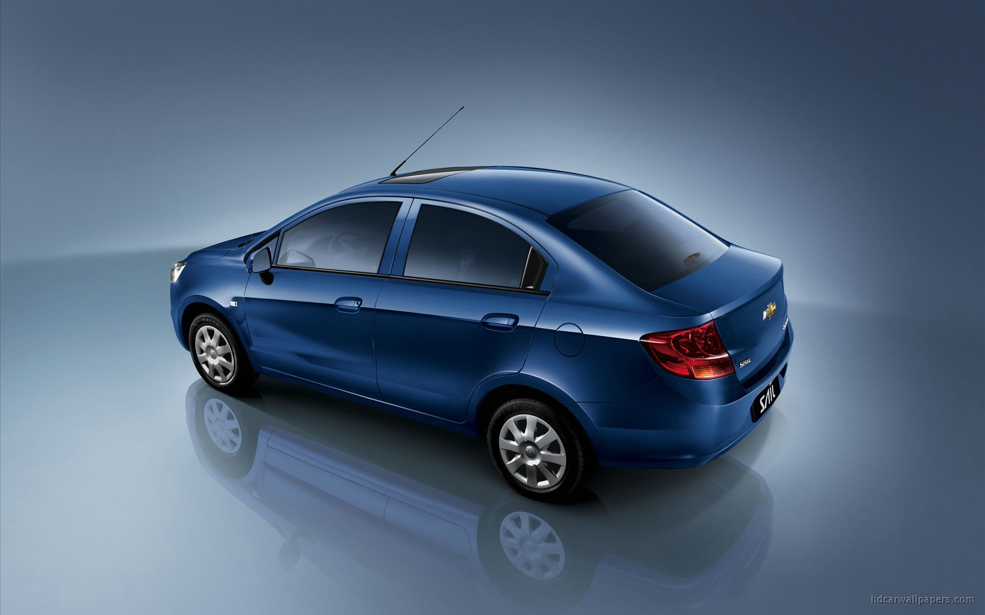 2011 Chevrolet New Sail Small Car Wallpaper | HD Car ...