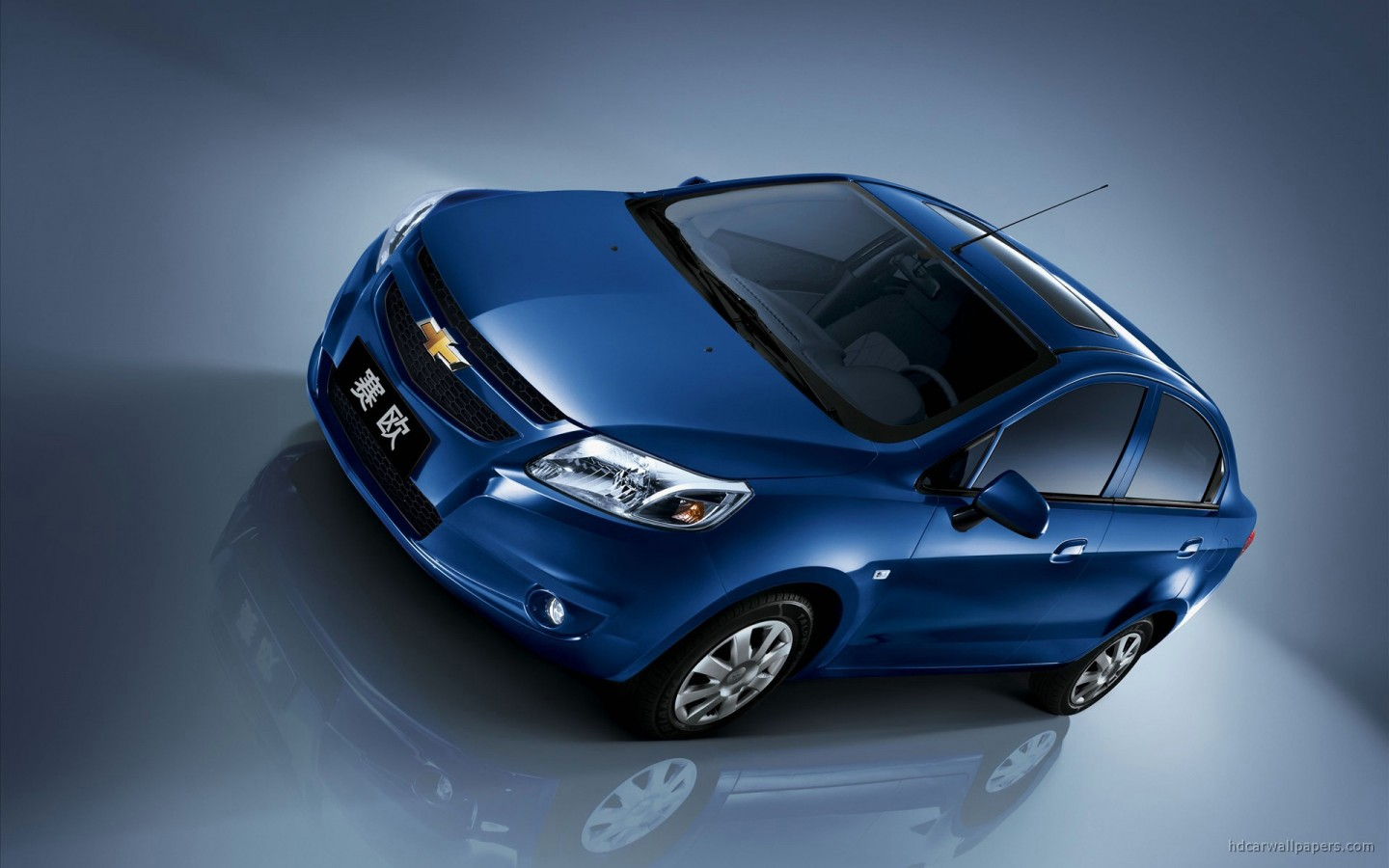 Chevrolet New Small Car X