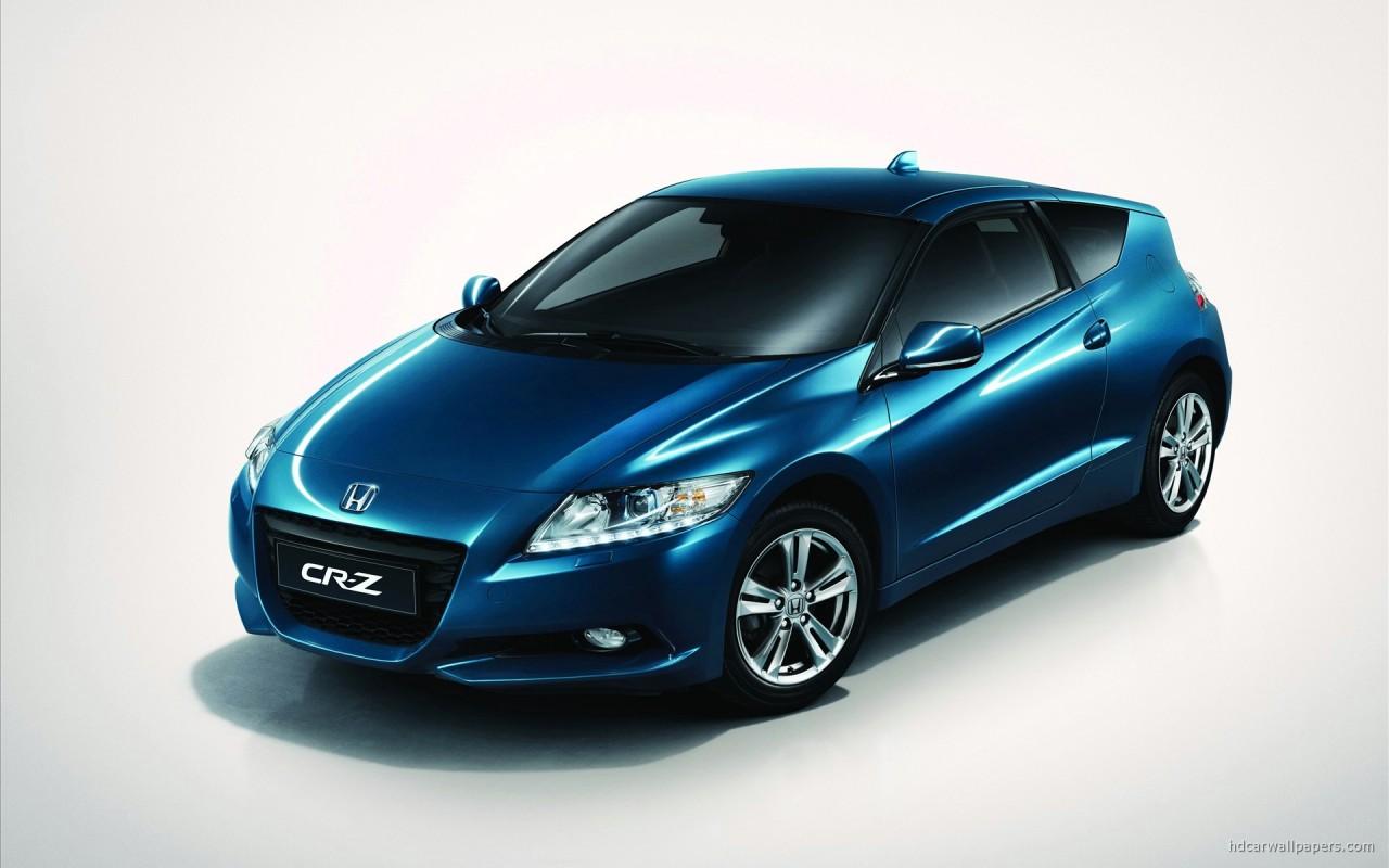 2011 Honda CR Z Sport Hybrid Coupe 2 Wallpaper | HD Car ...