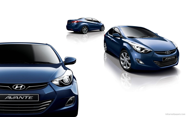 2011 Hyundai Avante Elantra Wallpaper Hd Car Wallpapers