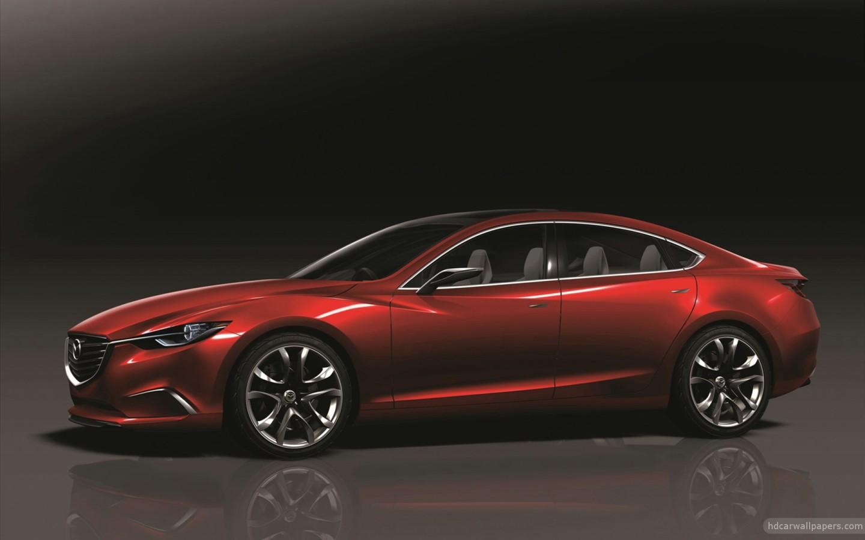2011 Mazda Takeri Concept 3 Wallpaper