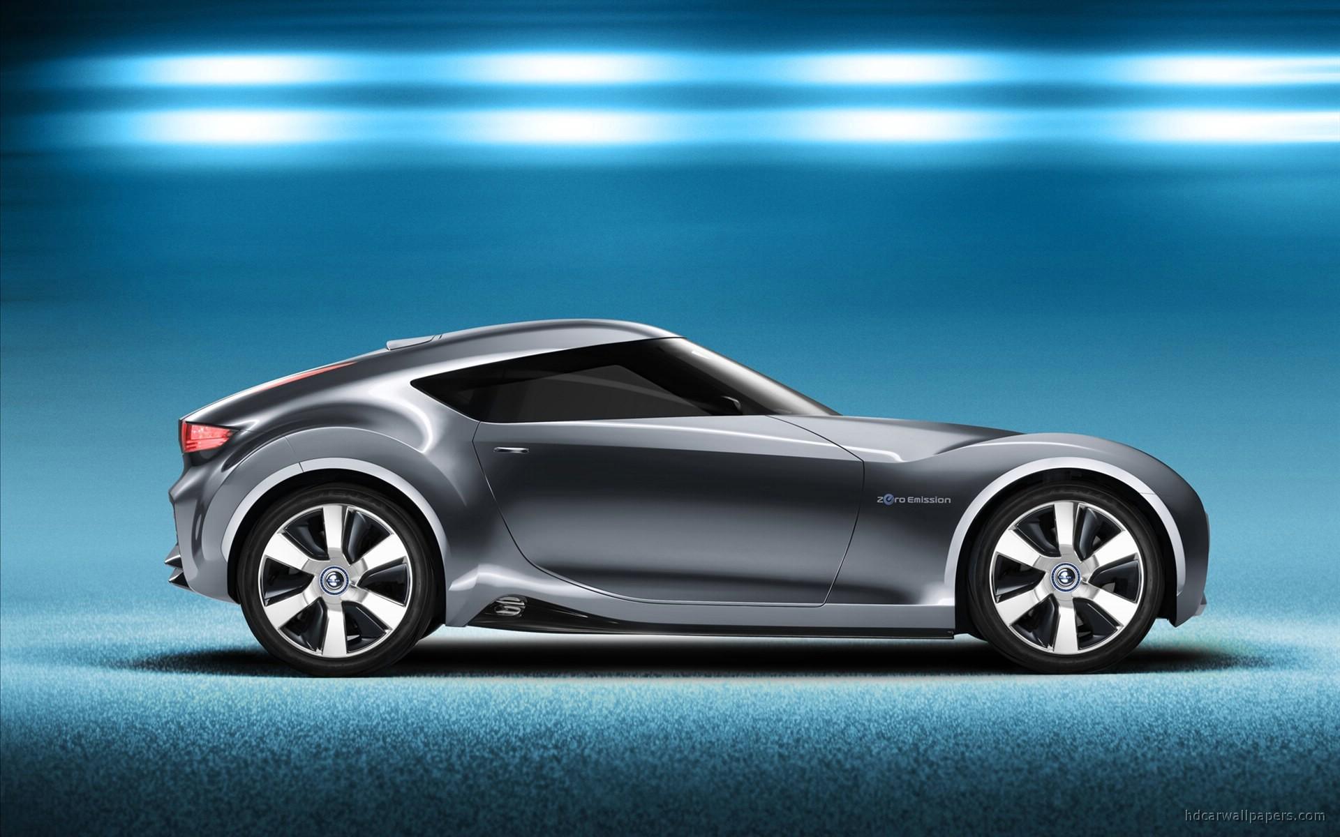 2011 Nissan Electric Sports Concept Car 4 Wallpaper