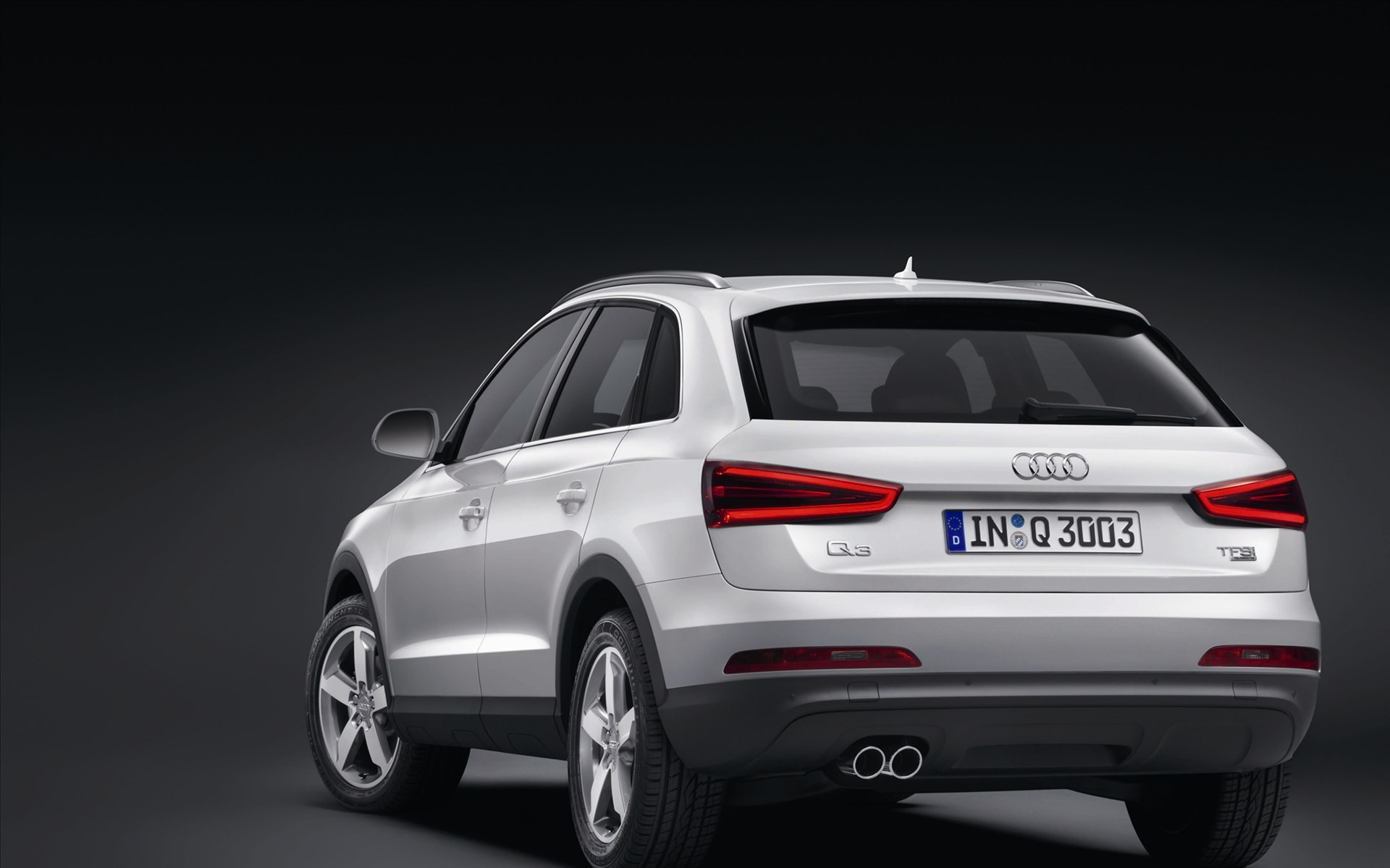 2012 Audi Q3 2 Wallpaper Hd Car Wallpapers Id 1977