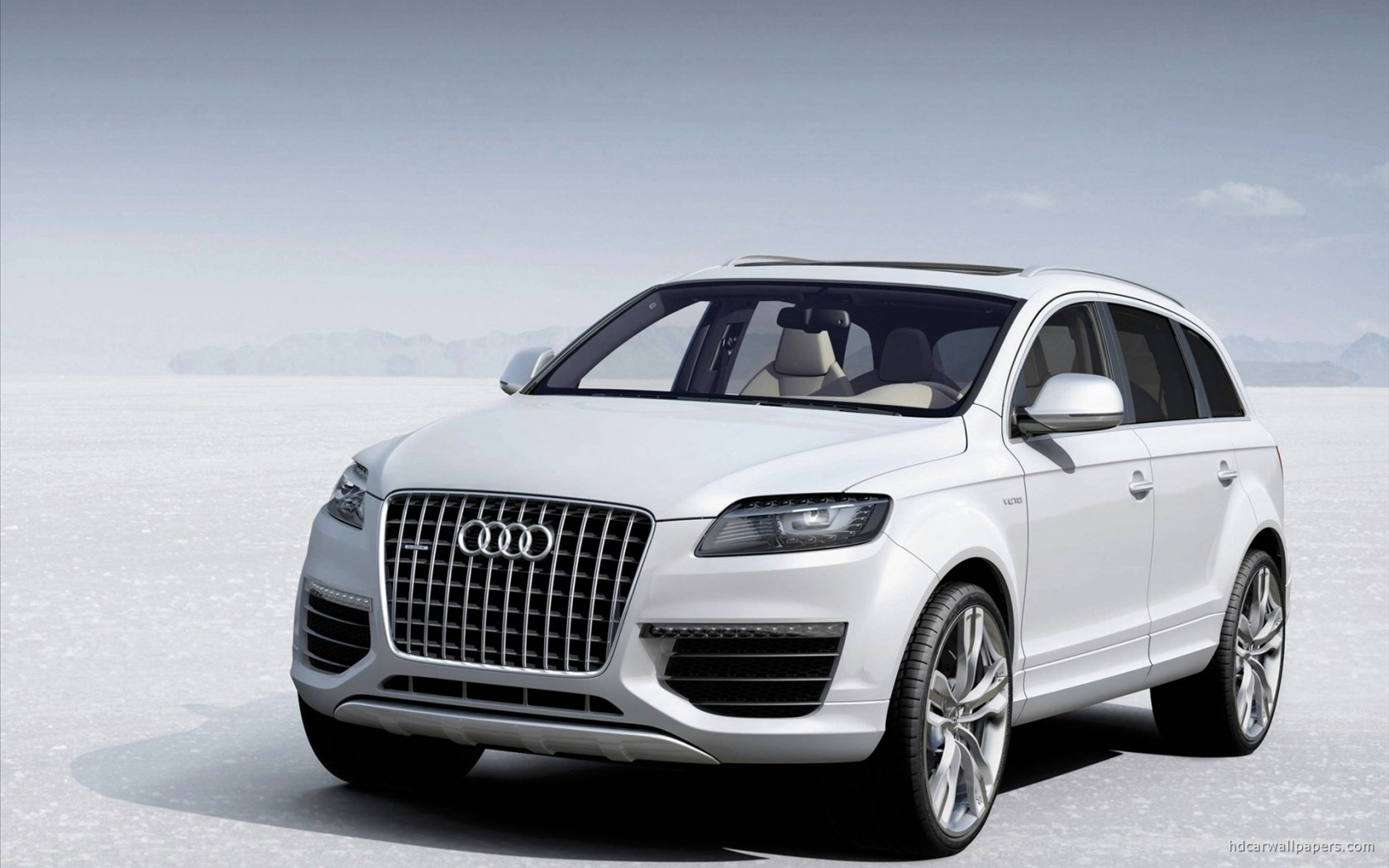 2012 Audi Q7 V12 Wallpaper | HD Car Wallpapers | ID #1798