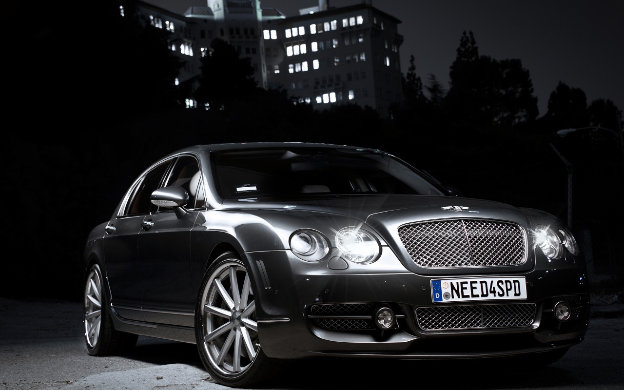 2012 Bentley Continental Flying Spur Wallpaper Hd Car