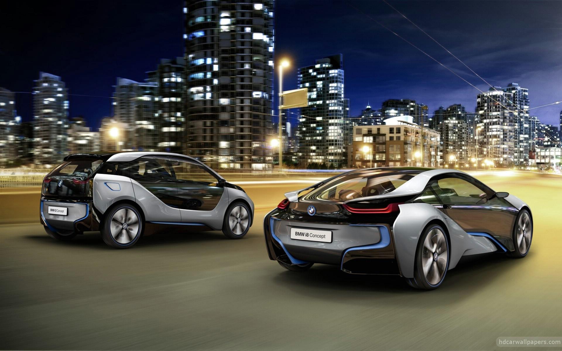 2012 bmw i8 i3 concept cars 4 wallpaper hd car wallpapers id 2148. Black Bedroom Furniture Sets. Home Design Ideas