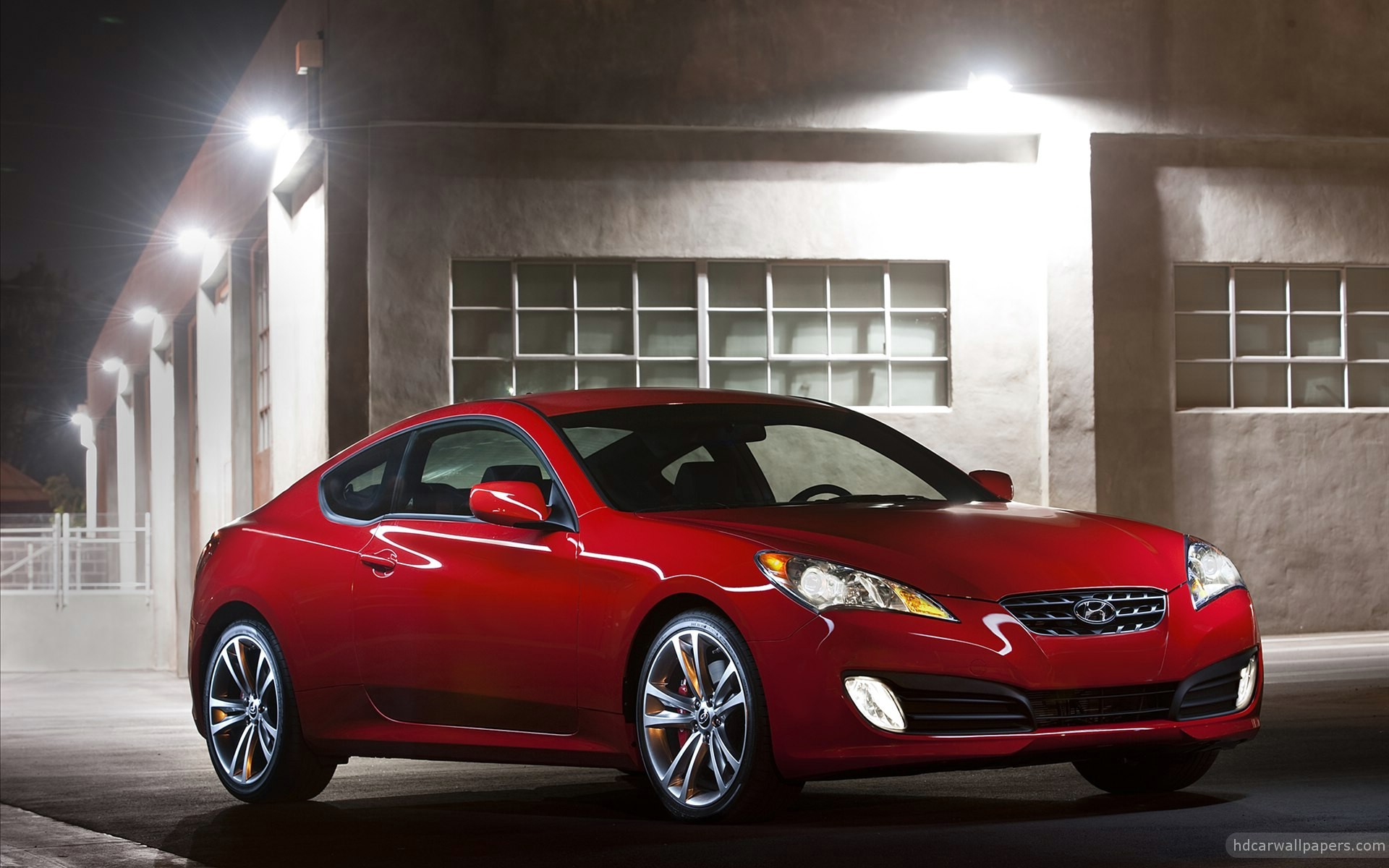 2012 Hyundai Genesis Coupe Wallpaper Hd Car Wallpapers