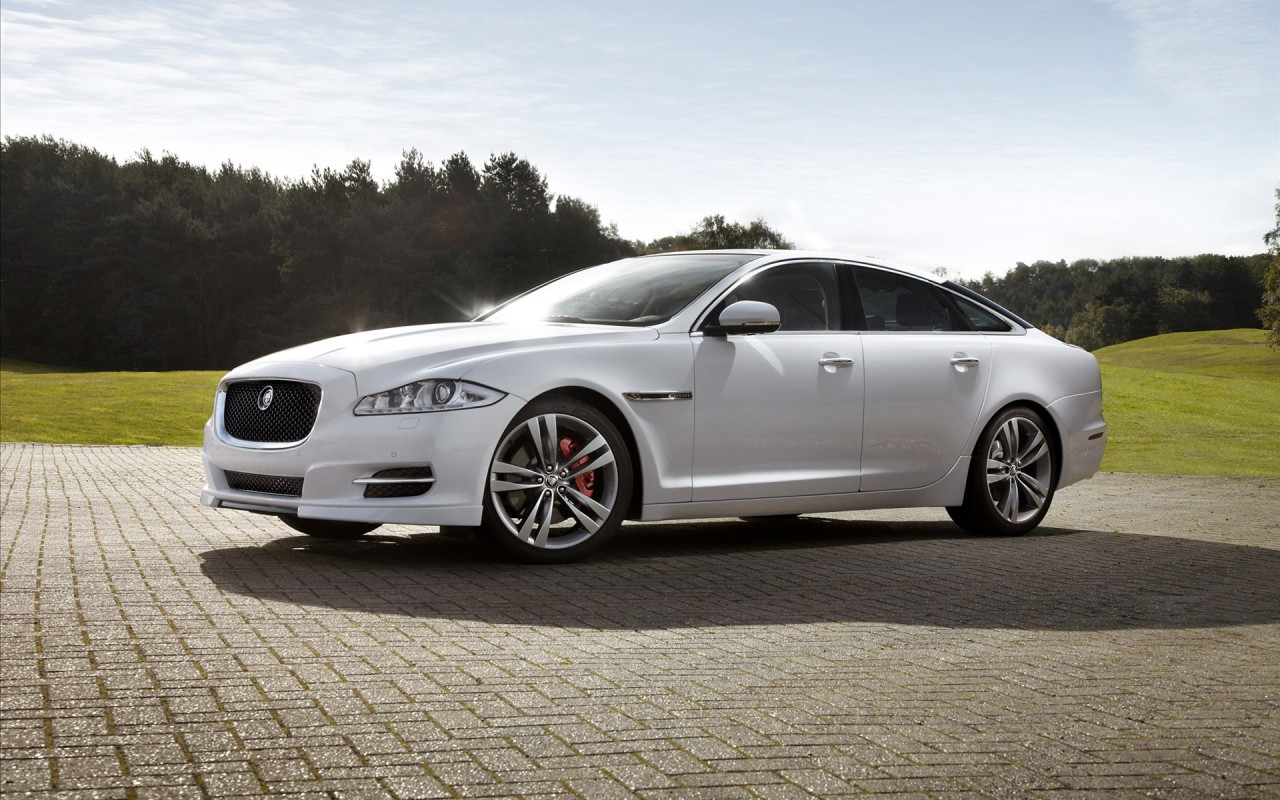 F Type Coupe >> 2012 Jaguar XJ Sport Wallpaper | HD Car Wallpapers | ID #2309