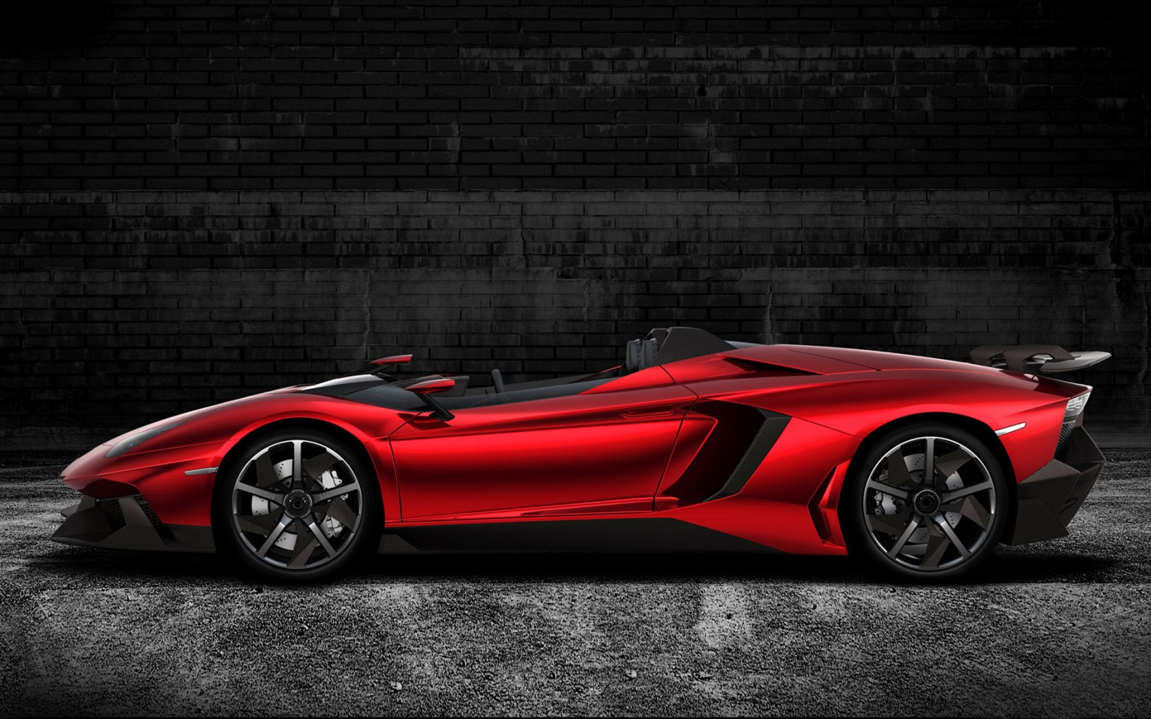 2012 Lamborghini Aventador J 4 Wallpaper | HD Car Wallpapers