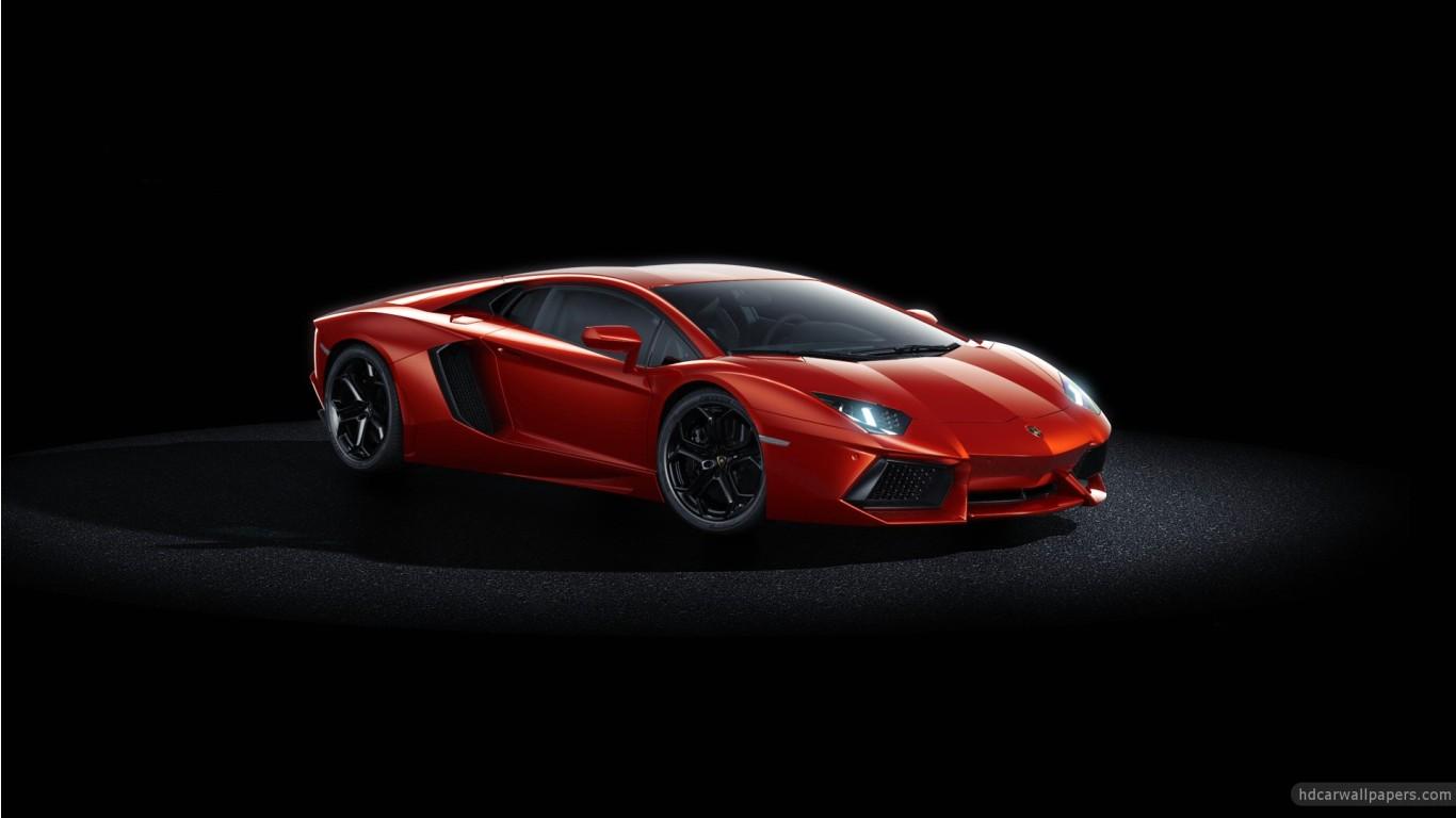 2012 Lamborghini Aventador LP700 4 Wallpaper in 1366x768 Resolution