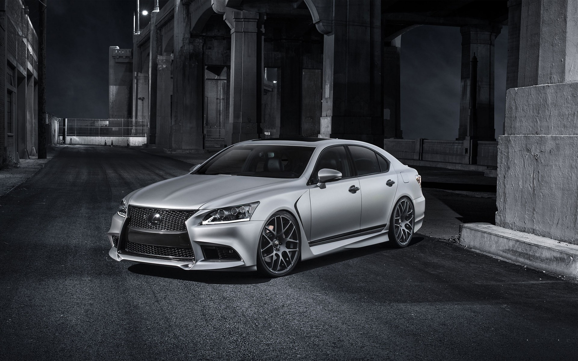 2012 Lexus Ls 460 F Sport Wallpaper Hd Car Wallpapers