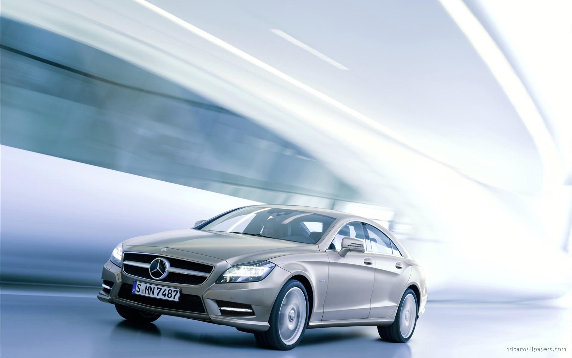 2012 Mercedes Benz CLS550 Wallpaper in 1920x1200 Resolution