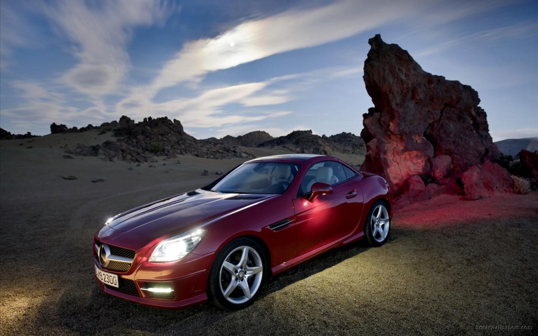 2012 mercedes benz slk roadster wallpaper hd car wallpapers. Black Bedroom Furniture Sets. Home Design Ideas