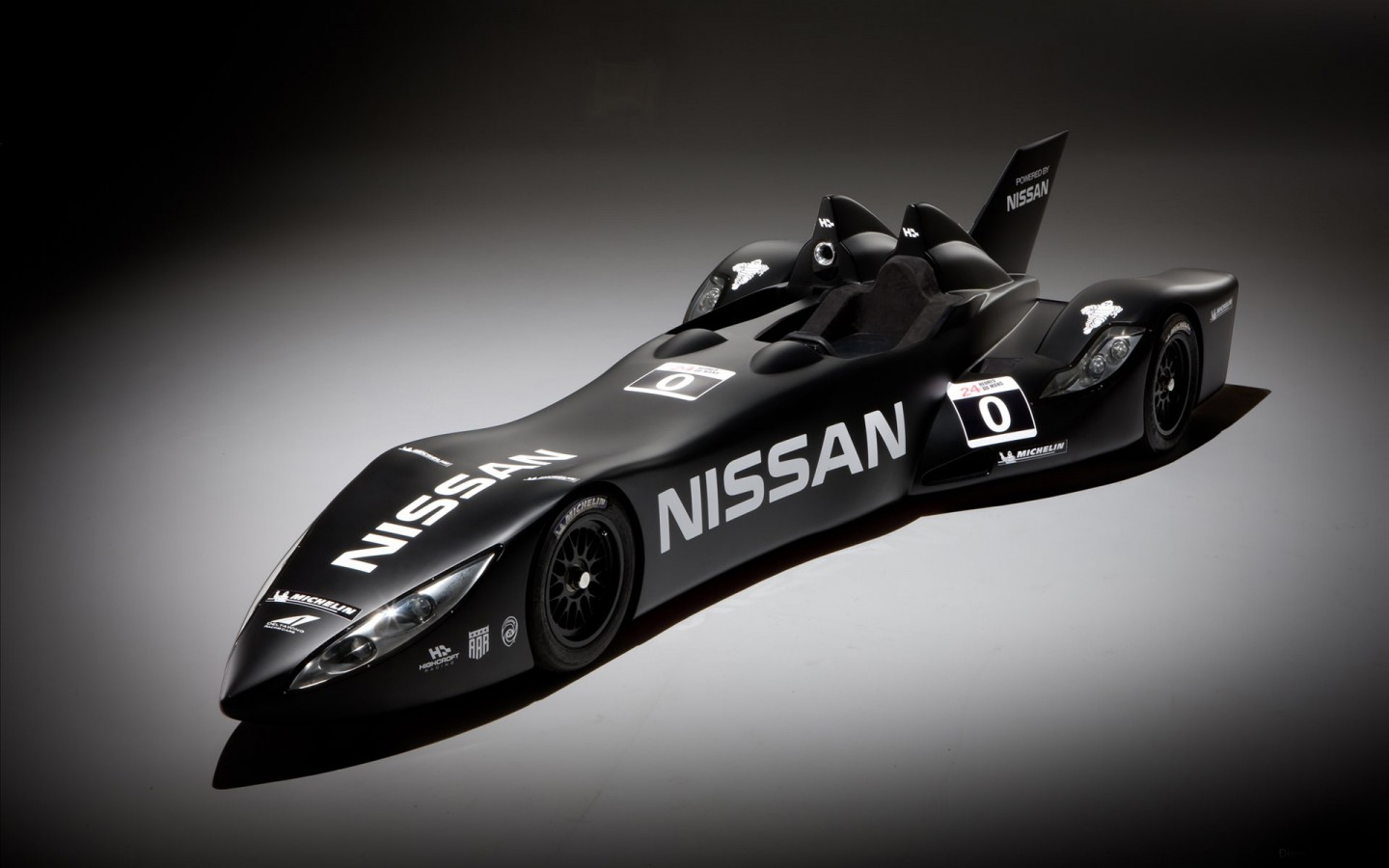 2012 Nissan DeltaWing Wallpaper in 1440x900 Resolution