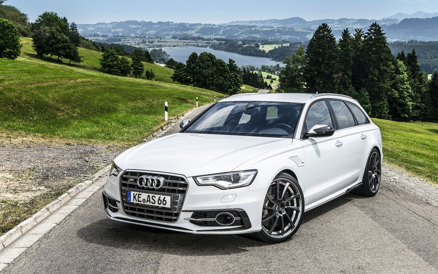 2013 ABT Audi AS6 R Wallpaper in 1440x900 Resolution