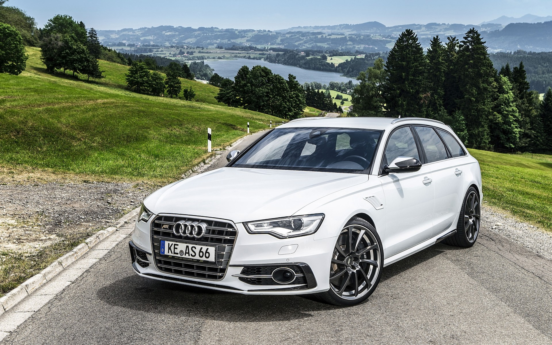 2013 ABT Audi AS6 R Wallpaper in 1920x1200 Resolution