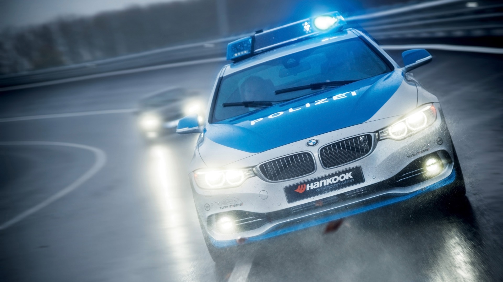 2013 Ac Schnitzer Bmw Acs4 2 8i Police Coupe Wallpaper