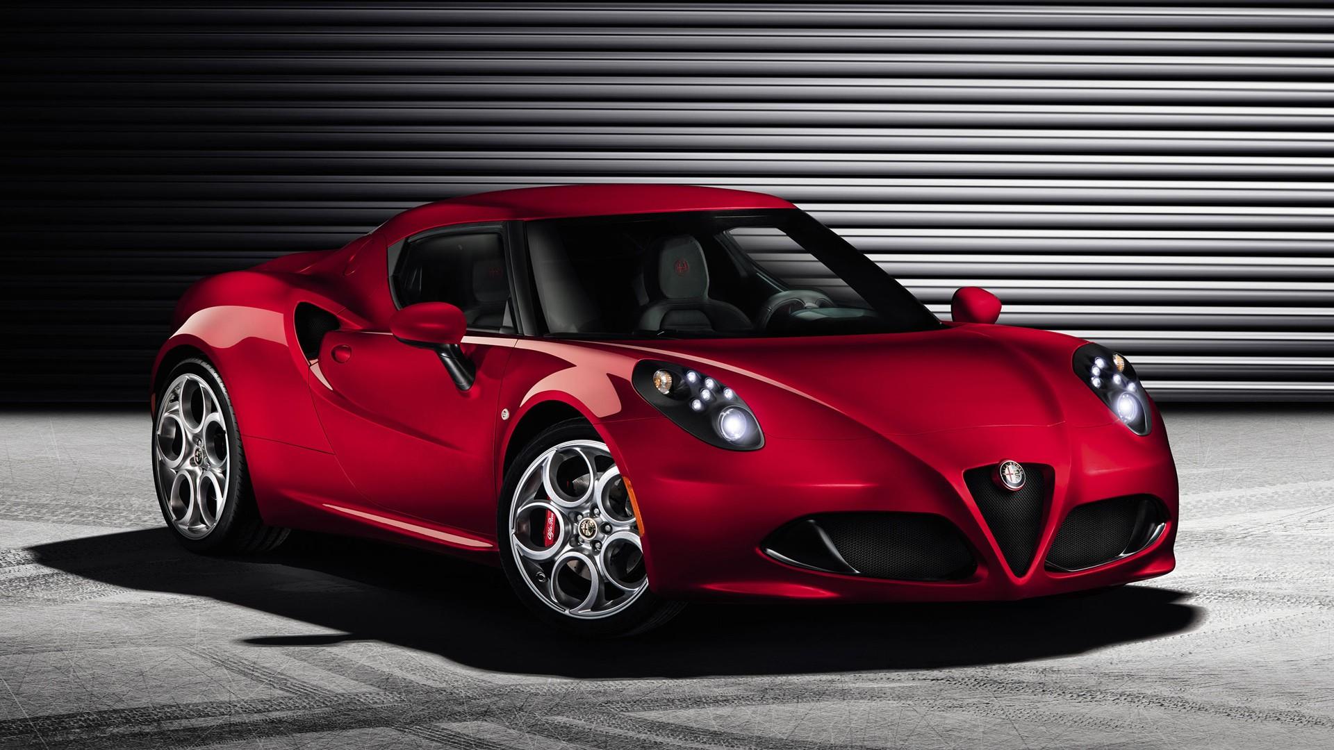 Alfa Romeo 4C >> 2013 Alfa Romeo 4C Wallpaper | HD Car Wallpapers | ID #3257