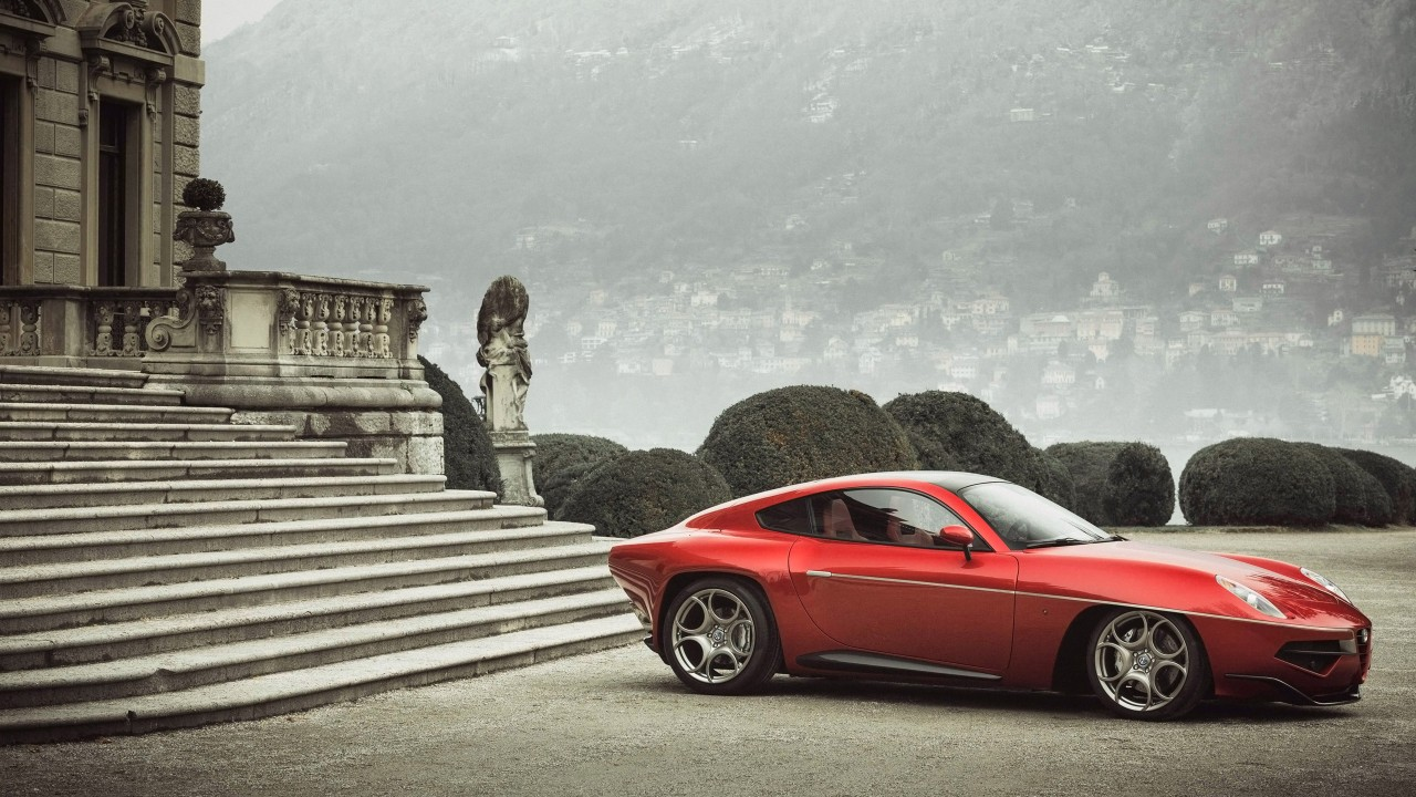 Alfa Romeo Disco Volante >> 2013 Alfa Romeo Disco Volante by Touring Wallpaper | HD Car Wallpapers | ID #3723