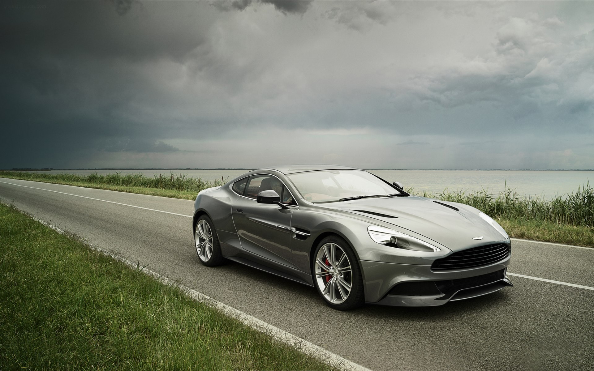 2013 Aston Martin Vanquish 3 Wallpaper Hd Car Wallpapers