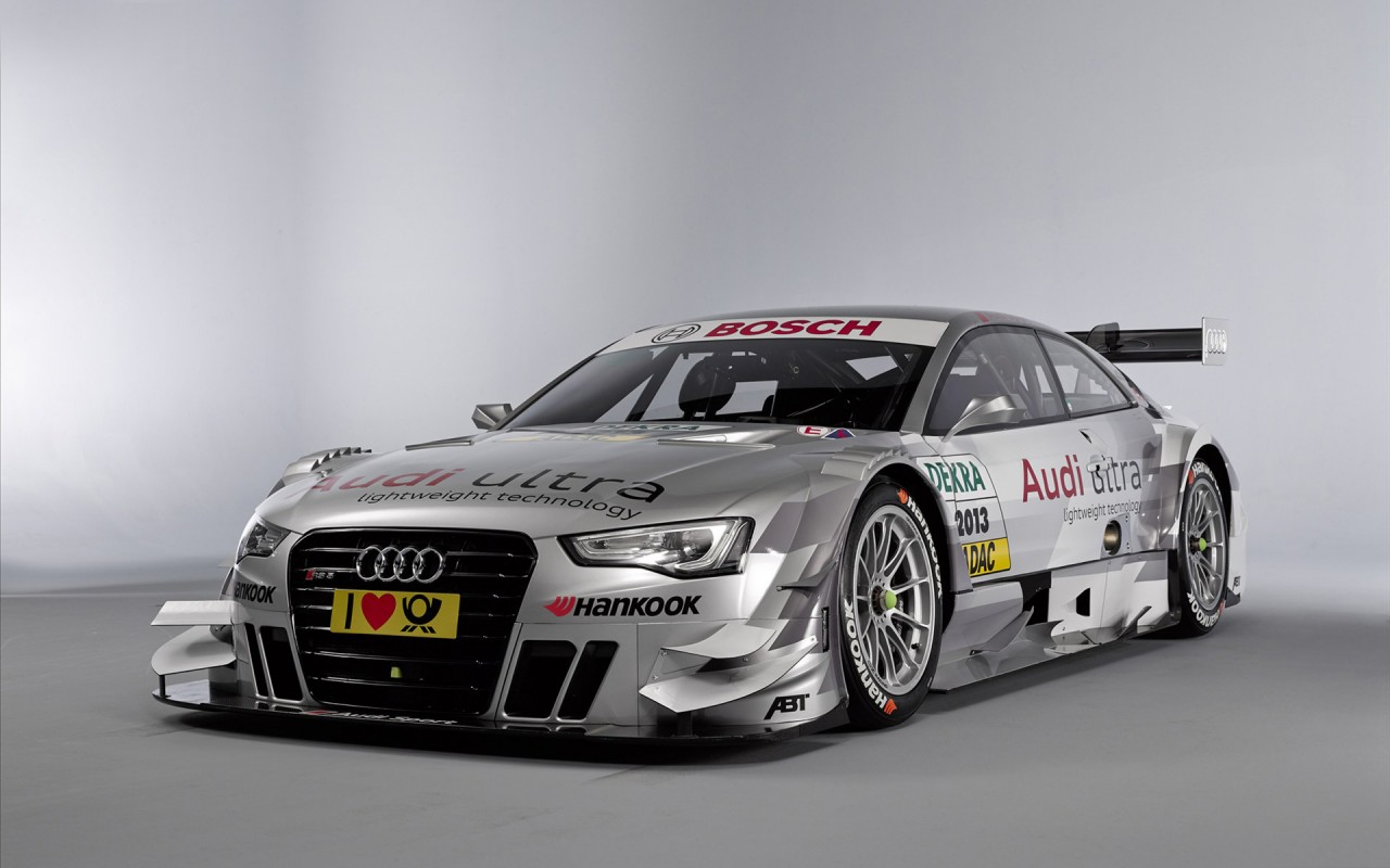 2013 Audi RS 5 DTM 2 Wallpaper in 1280x800 Resolution
