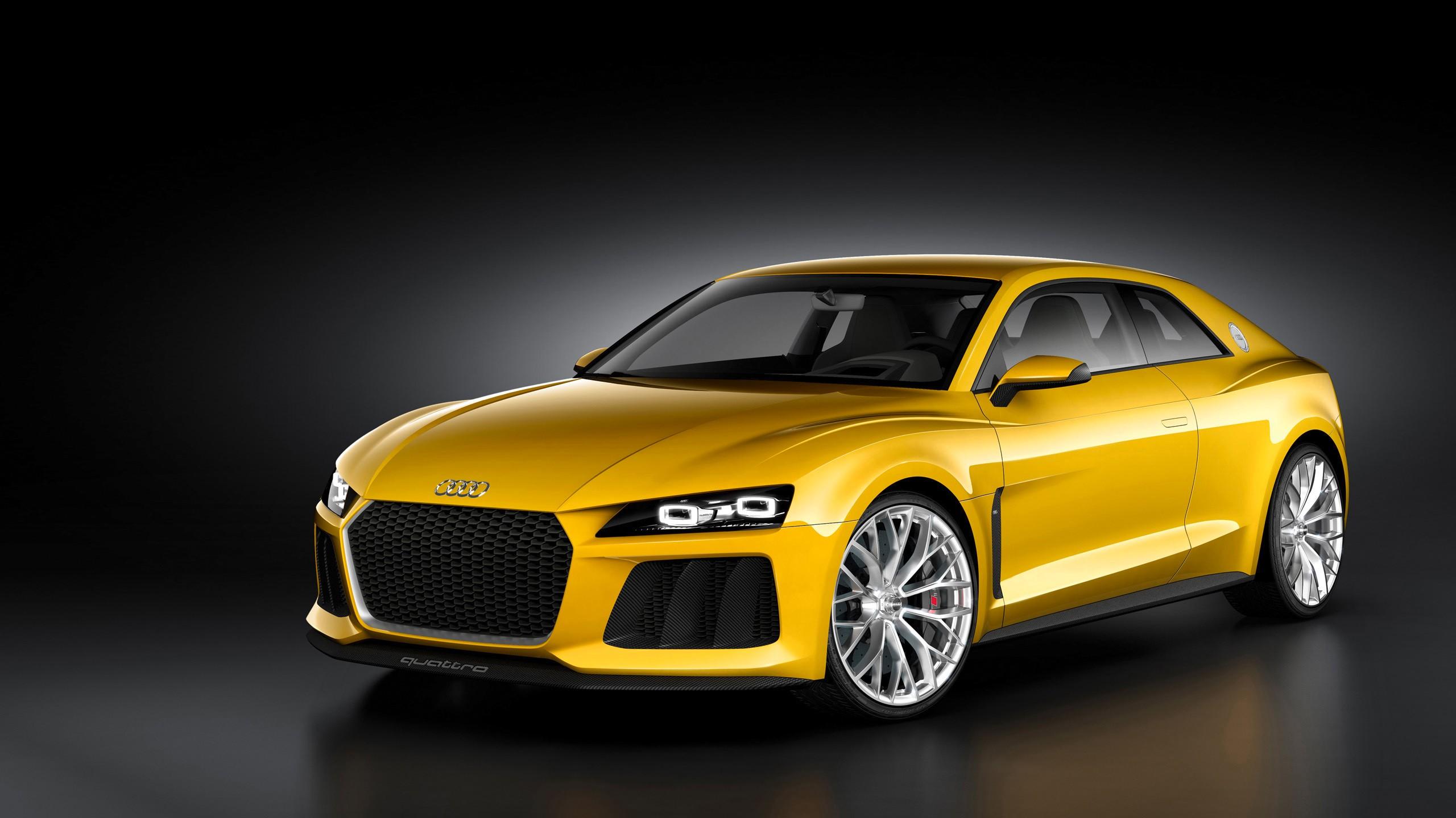 High Quality ... X 1440 Original. Tags: Concept Audi Quattro Sport 2013