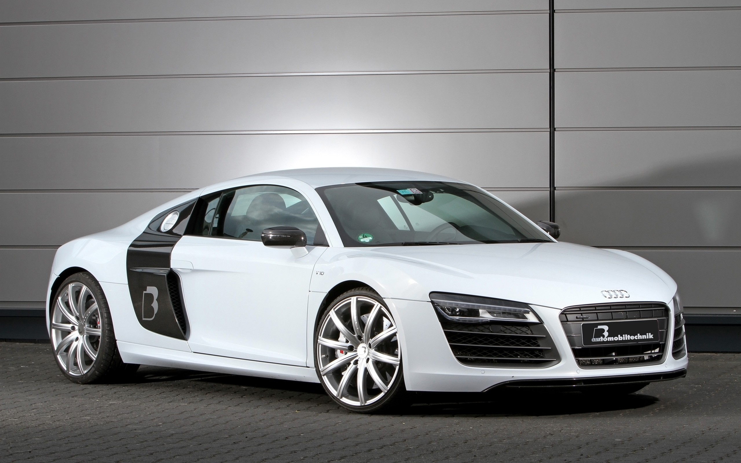 2013 BB Automobiltechnik Audi R8 V10 Plus Wallpaper HD