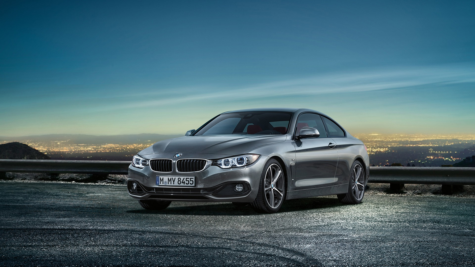 2013 BMW 4 Series Coupe Wallpaper | HD Car Wallpapers | ID ...